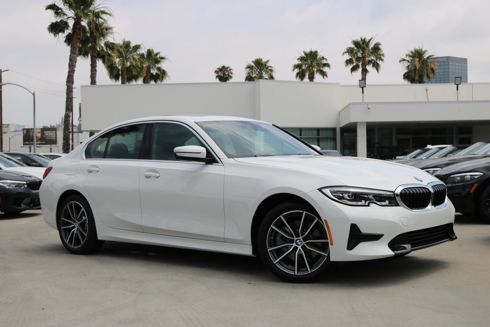 New 2019 Bmw 3 Series 330i 330i Sedan North America In North