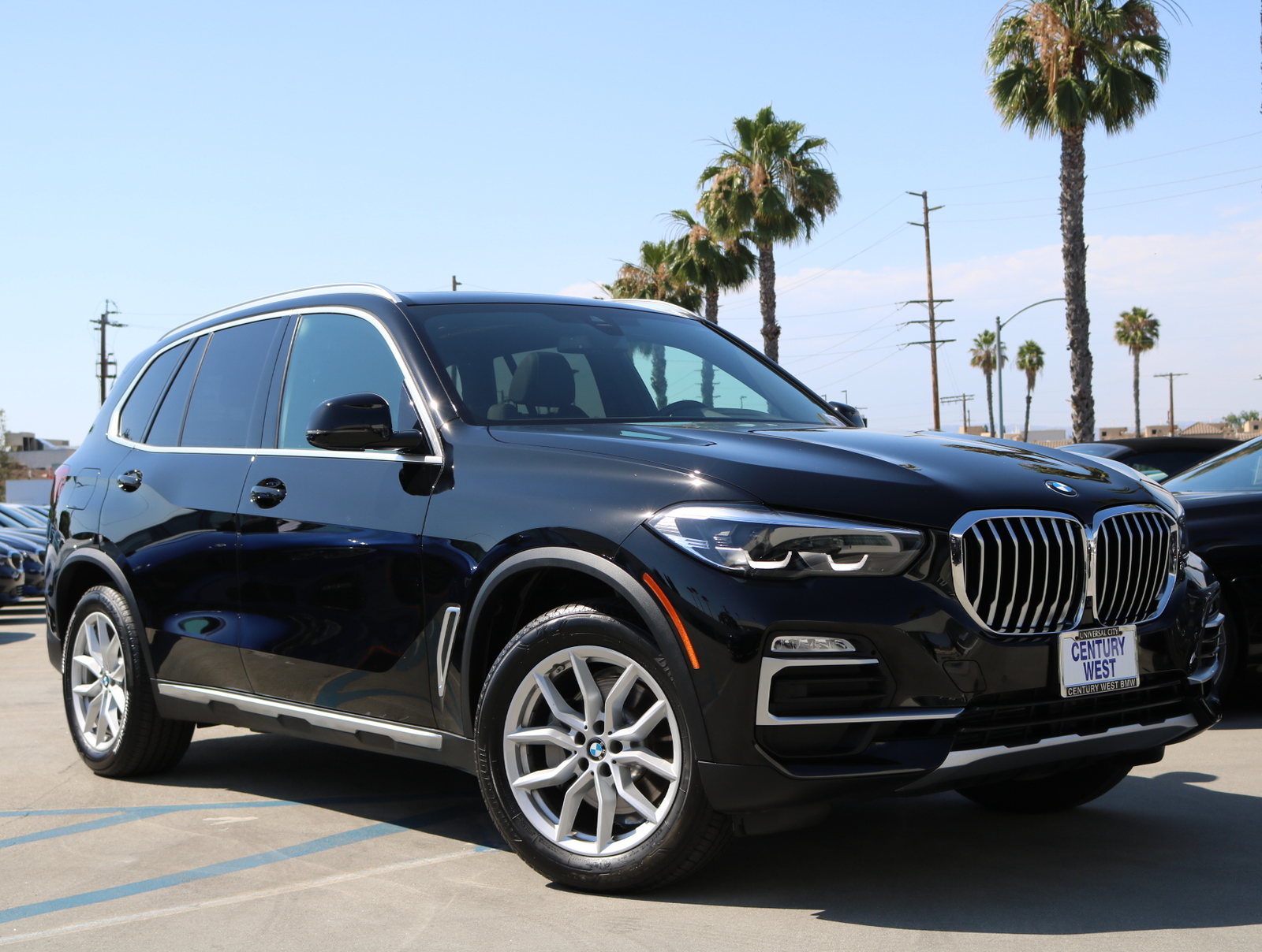 Pre-Owned 2020 BMW X5 sDrive40i Rear Wheel Drive