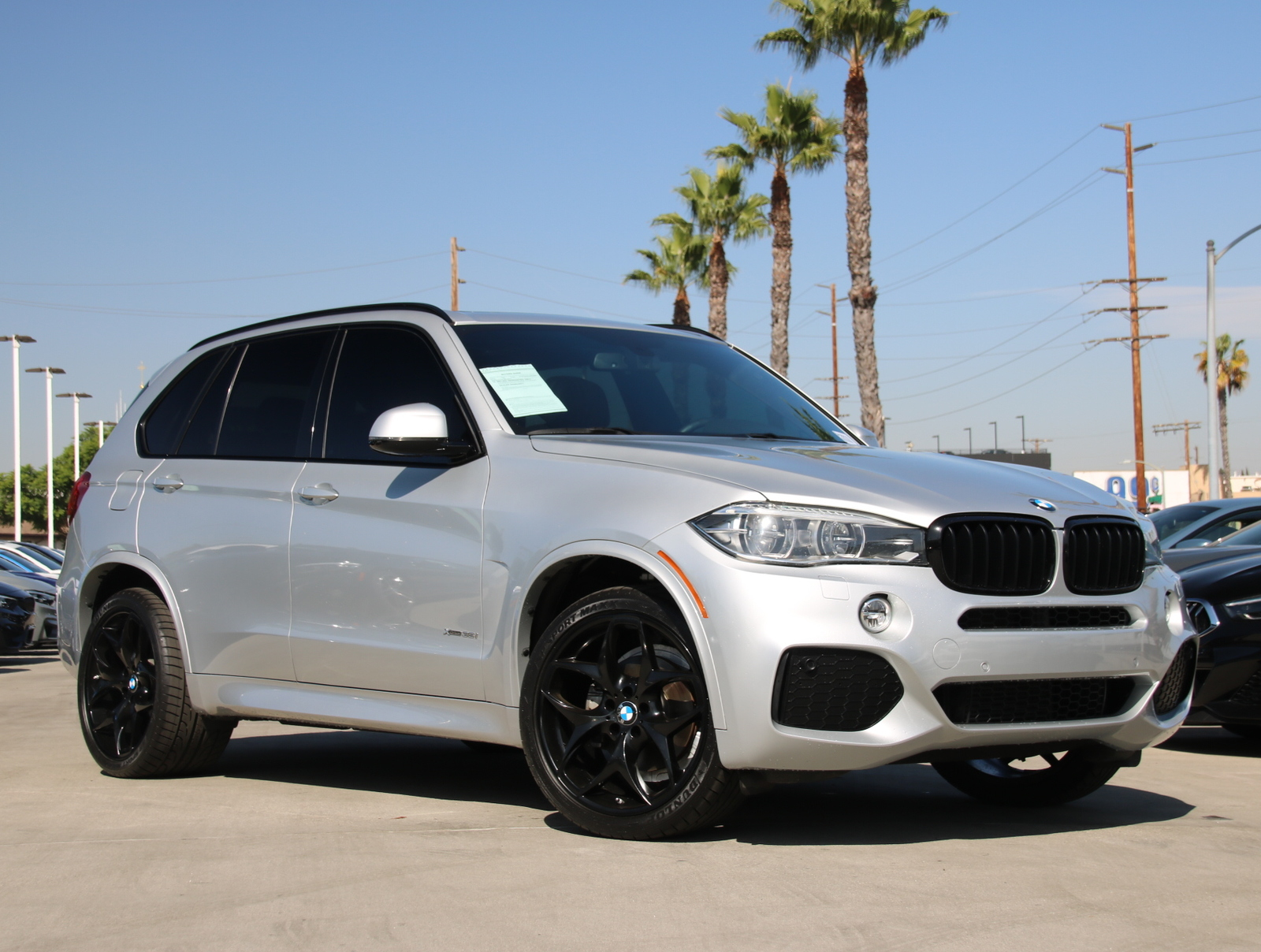 Pre-Owned 2016 BMW X5 xDrive35i Sport Utility 4D