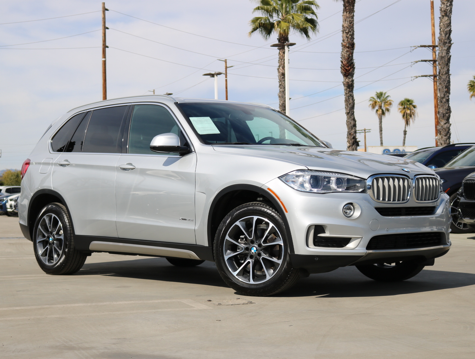 Pre-Owned 2018 BMW X5 xDrive35i Sport Utility 4D