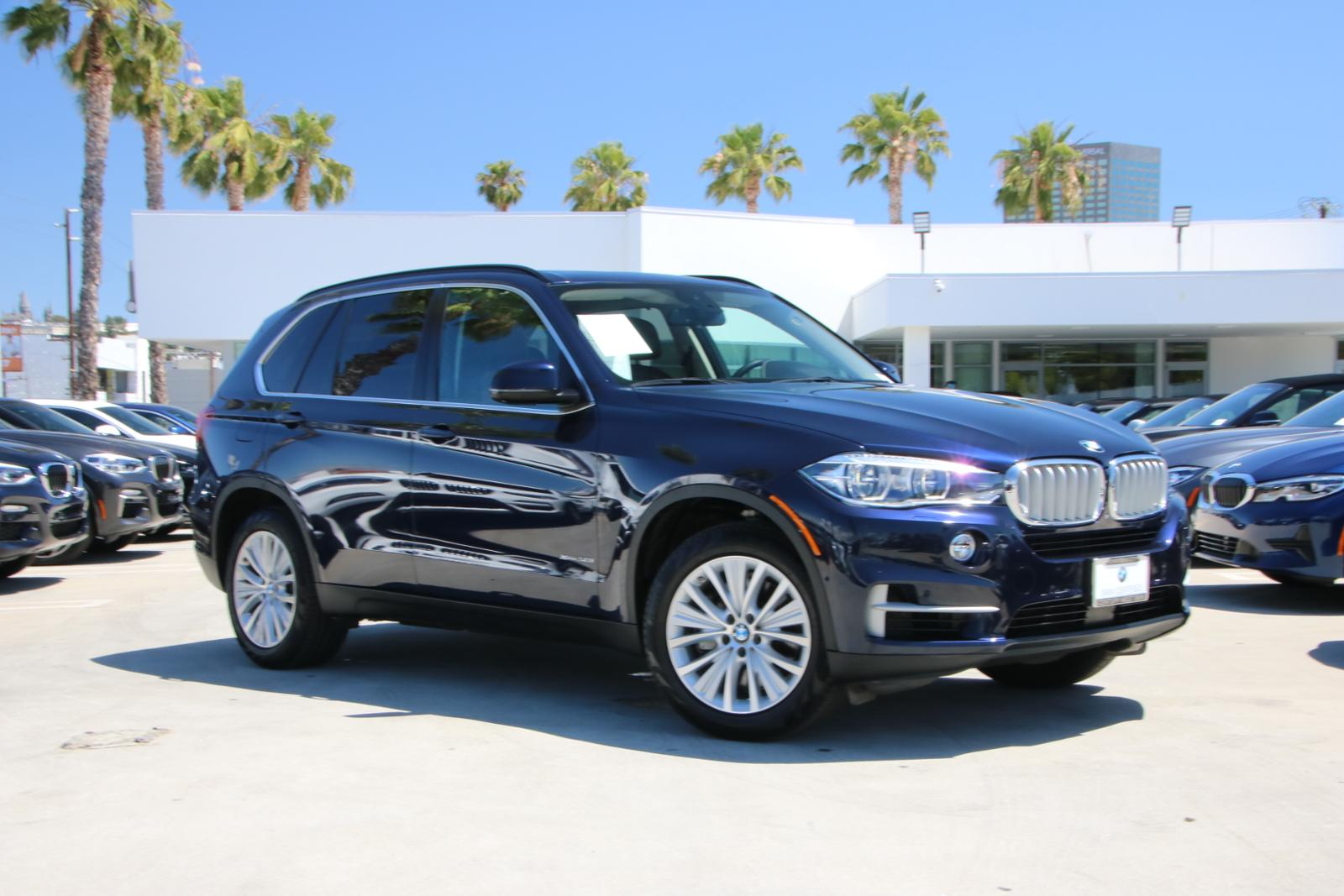 Certified Pre-Owned 2015 BMW X5 xDrive50i