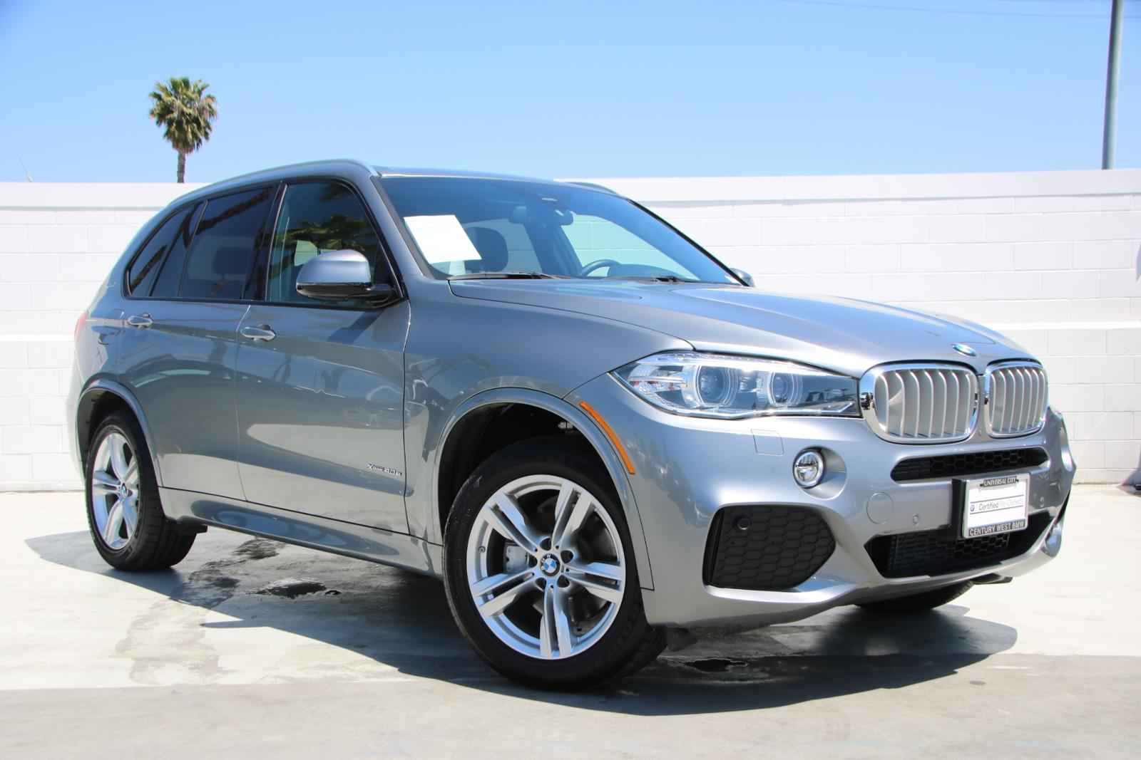 Certified Pre Owned 2017 Bmw X5 Xdrive40e Iperformance