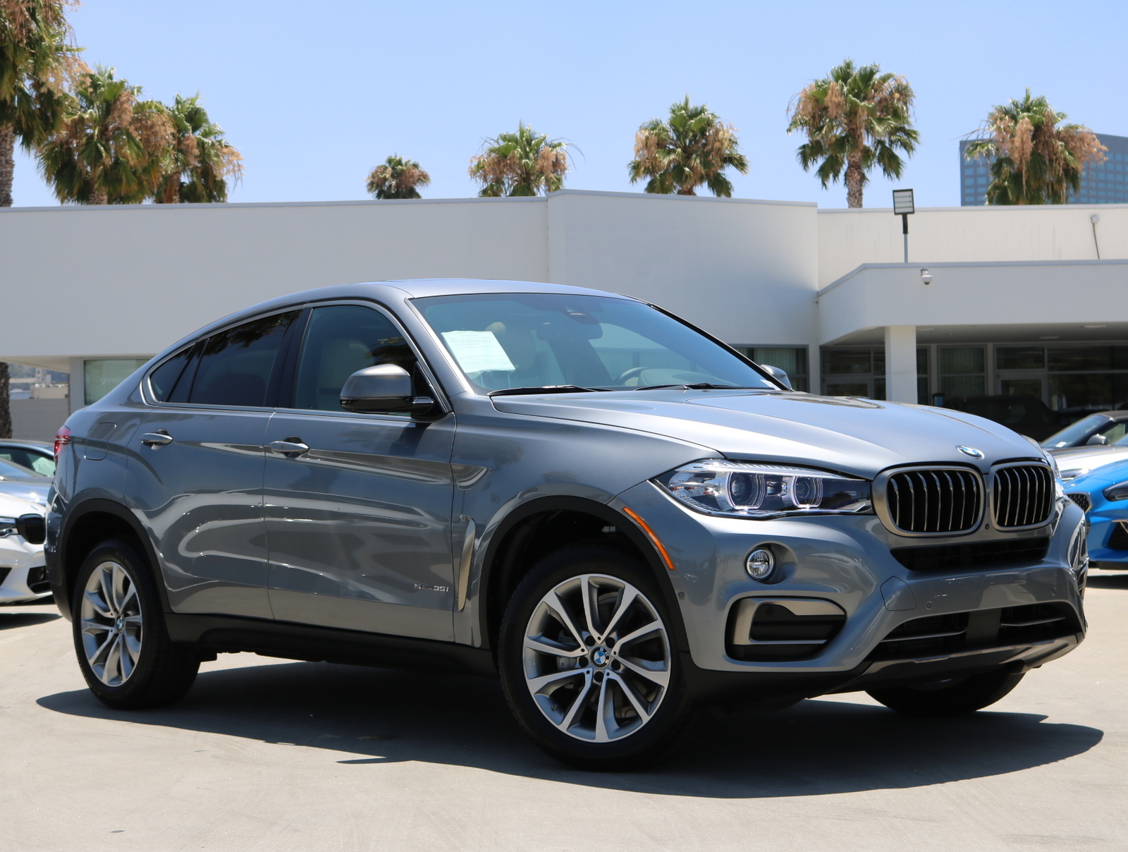 Pre Owned 2019 Bmw X6 Sdrive35i Rear Wheel Drive Sdrive35i Sports Activi