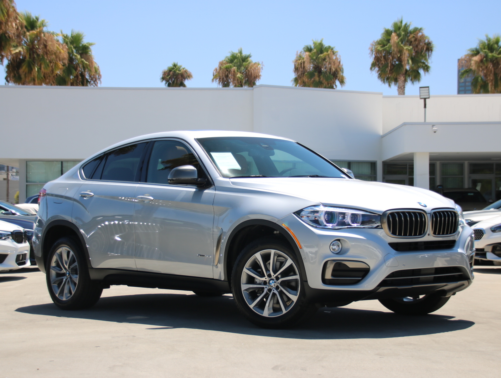 Pre-Owned 2019 BMW X6 sDrive35i Sport Utility 4D RWD