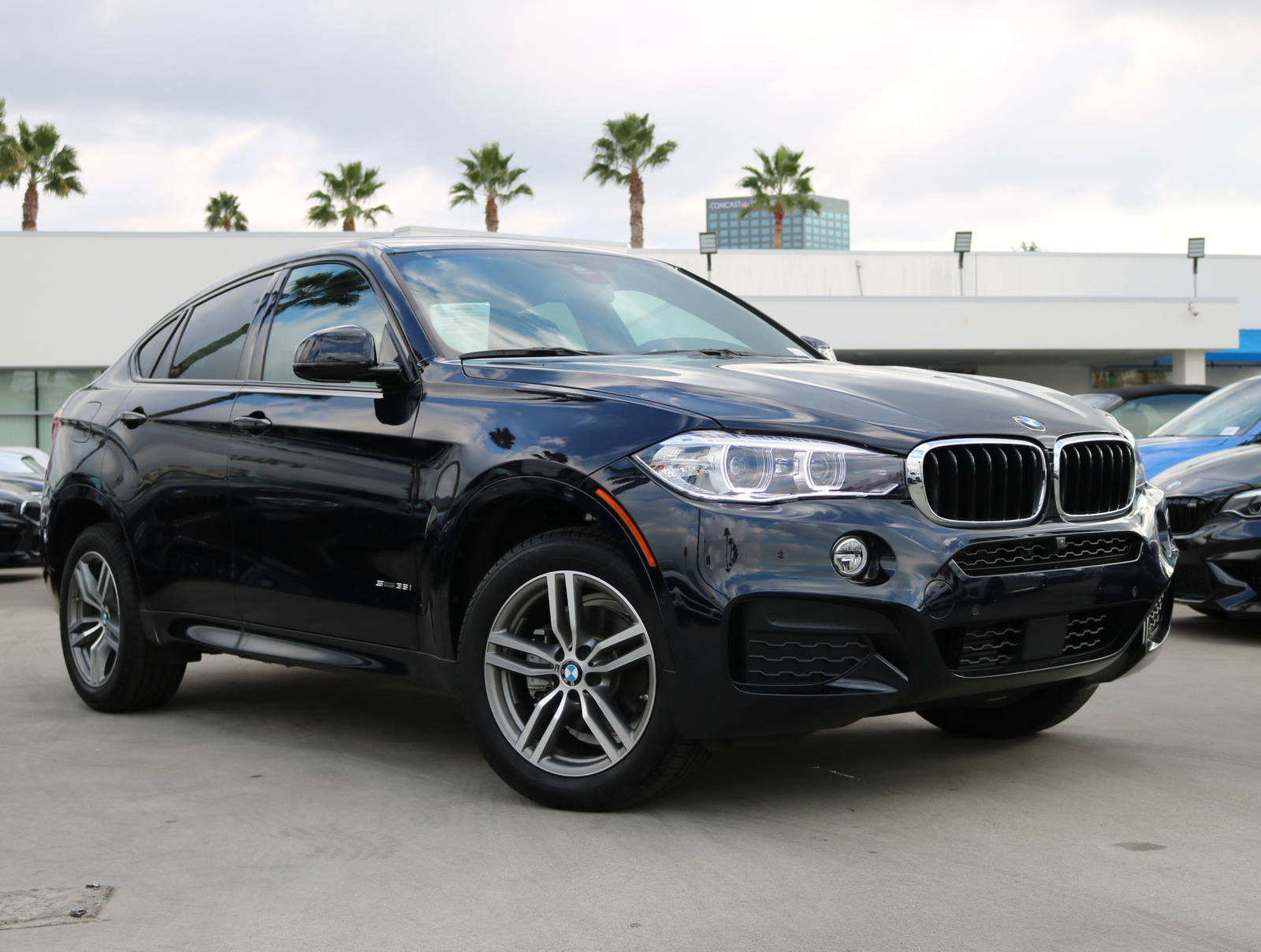 Pre-Owned 2019 BMW X6 sDrive35i Sport Utility 4D