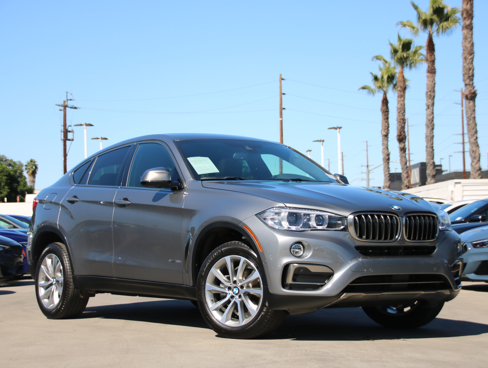 Pre Owned 2019 Bmw X6 Sdrive35i Sdrive35i Sports Activi In