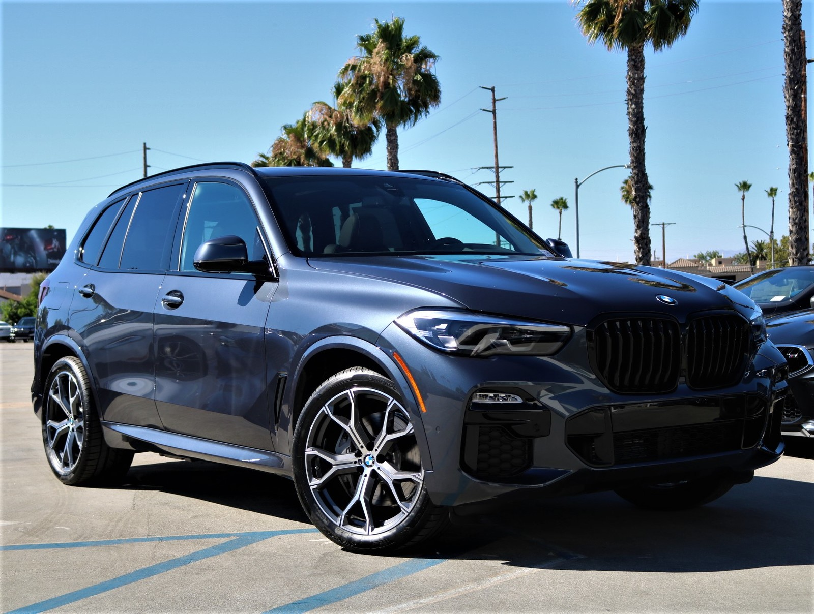New 2021 BMW X5 xDrive45e SUV in North Hollywood #21003 ...
