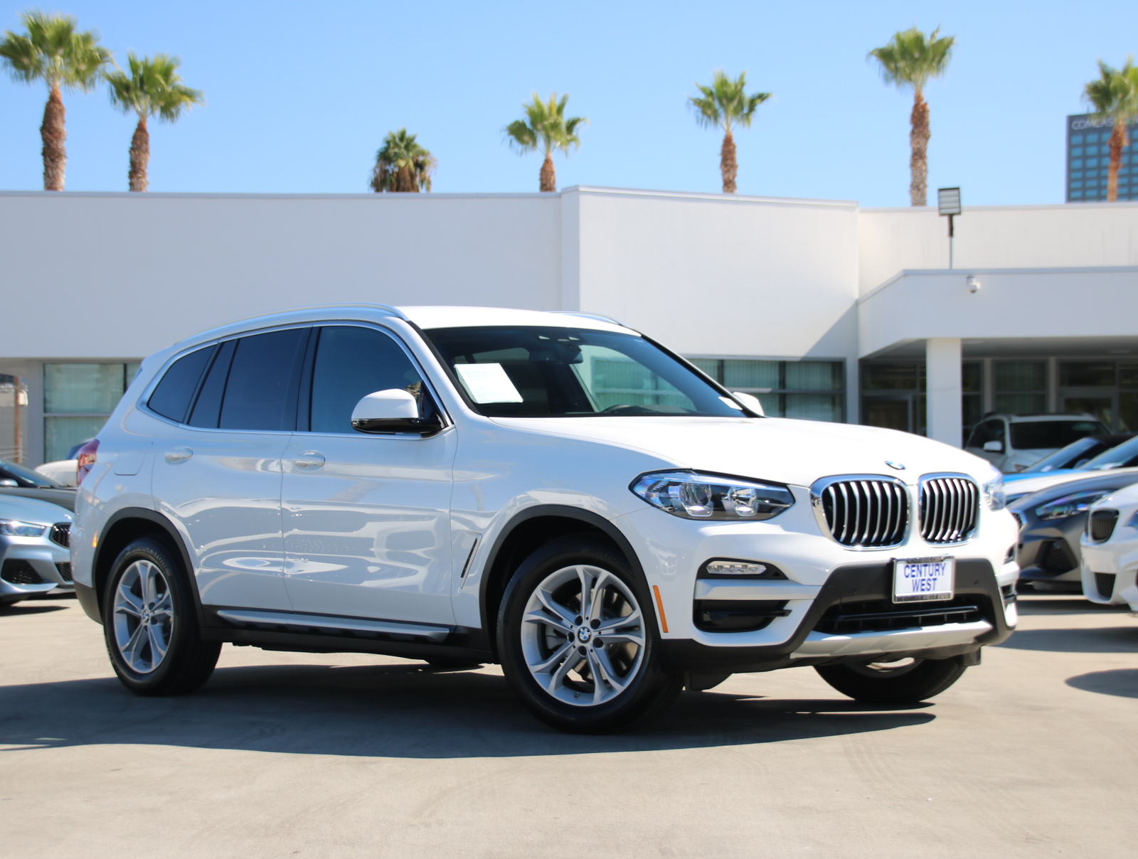 Pre-Owned 2019 BMW X3 sDrive30i Sport Utility 4D RWD