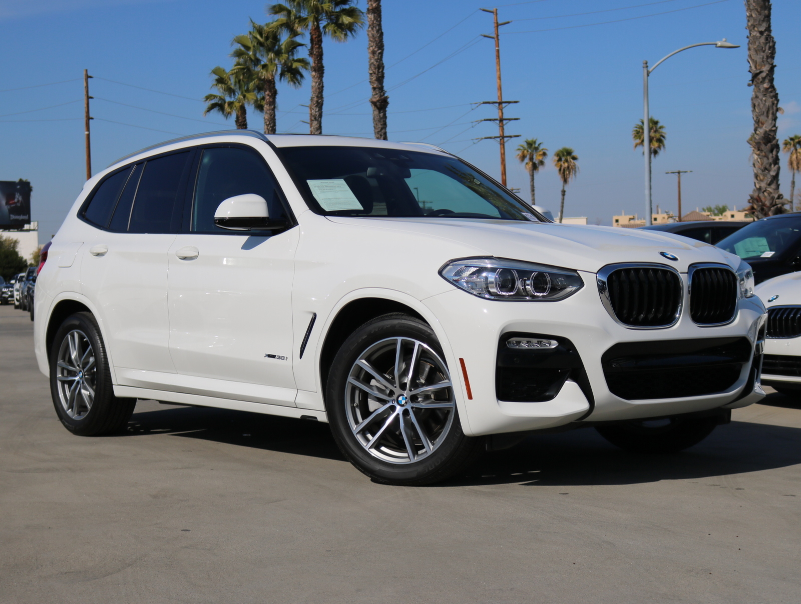 Pre-Owned 2018 BMW X3 xDrive30i Sport Utility 4D