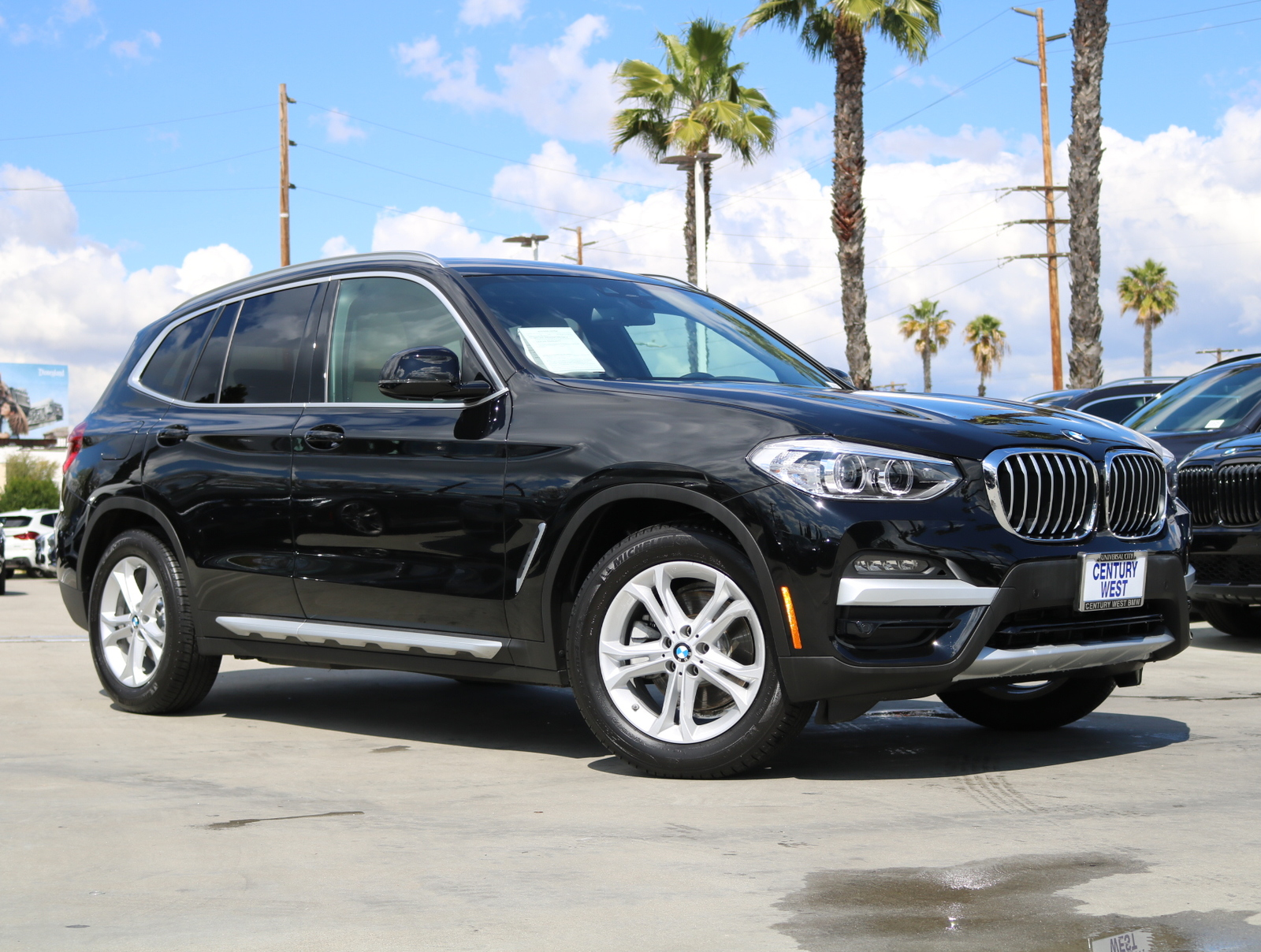 Pre-Owned 2020 BMW X3 sDrive30i