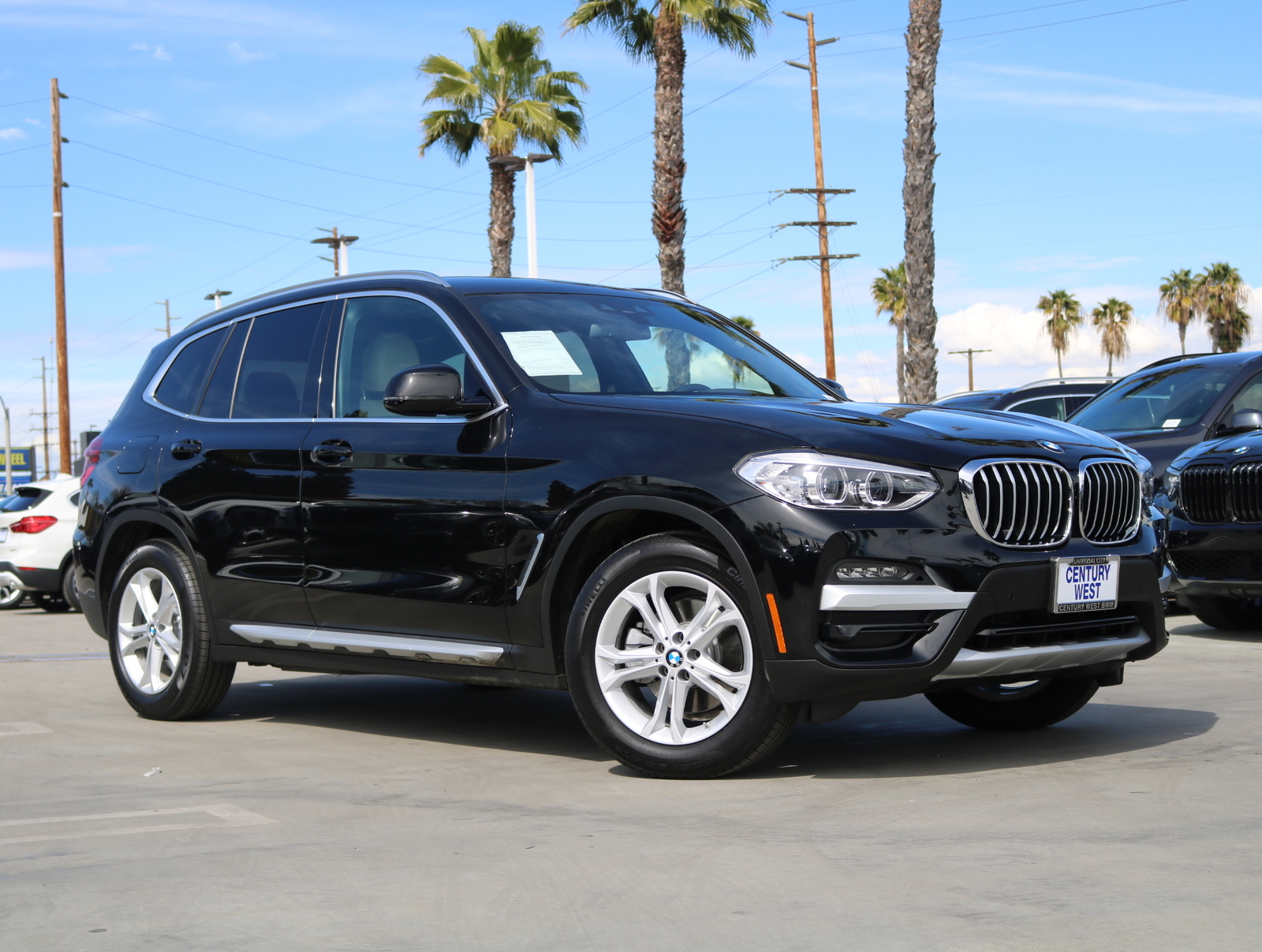 Used Bmw X3 2020 Los Angeles Ca