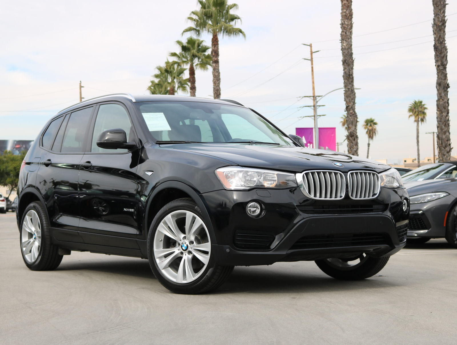 Certified Pre-Owned 2016 BMW X3 xDrive28i Sport Utility 4D
