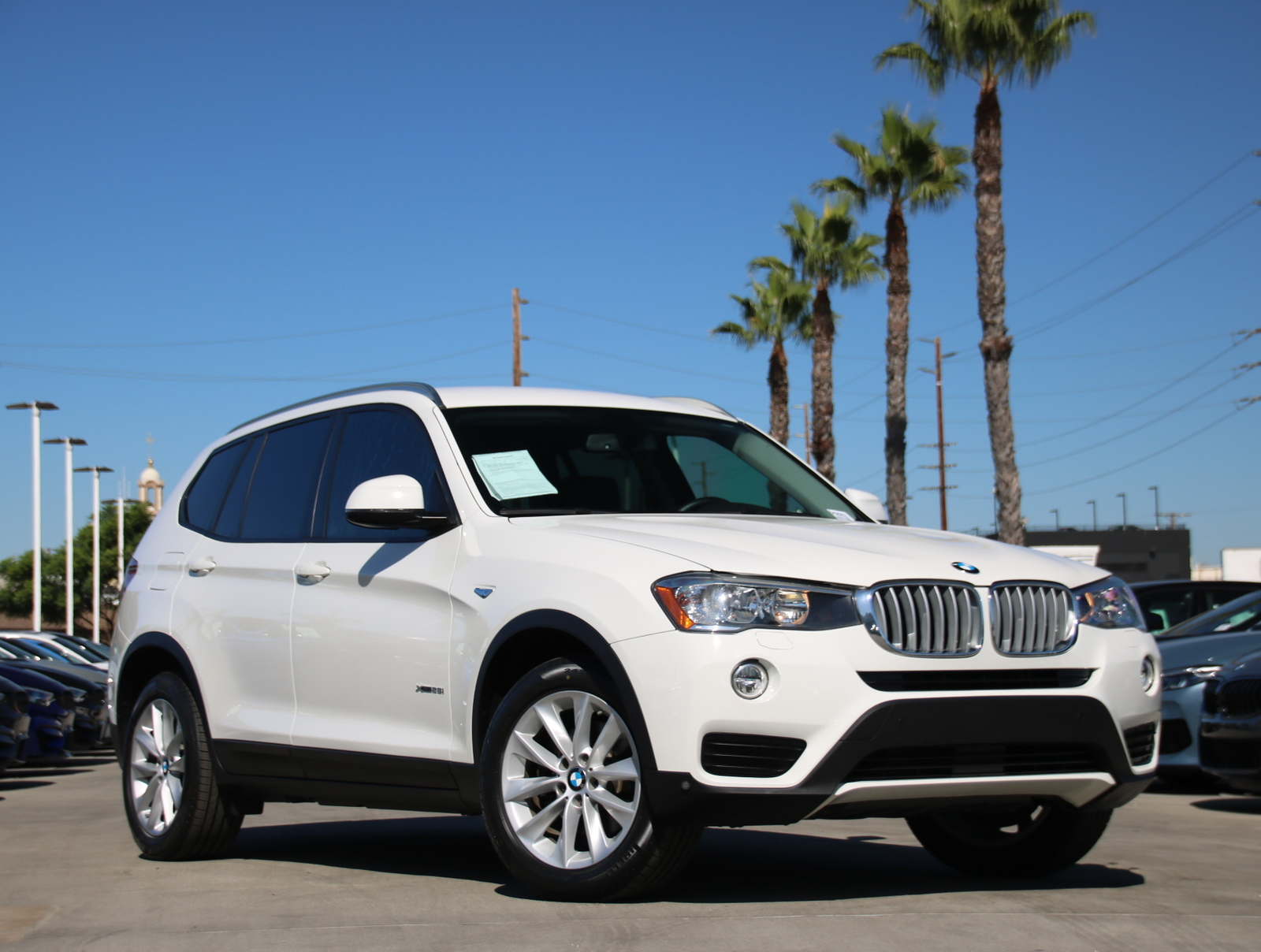 Pre-Owned 2016 BMW X3 xDrive28i Sport Utility 4D