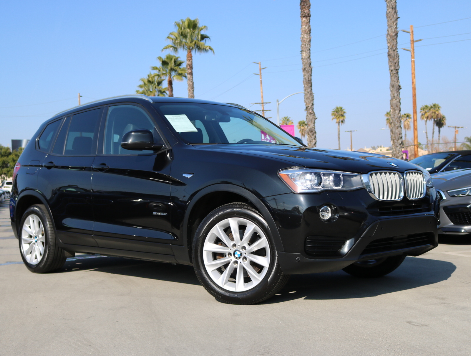 Pre-Owned 2017 BMW X3 sDrive28i Sport Utility 4D