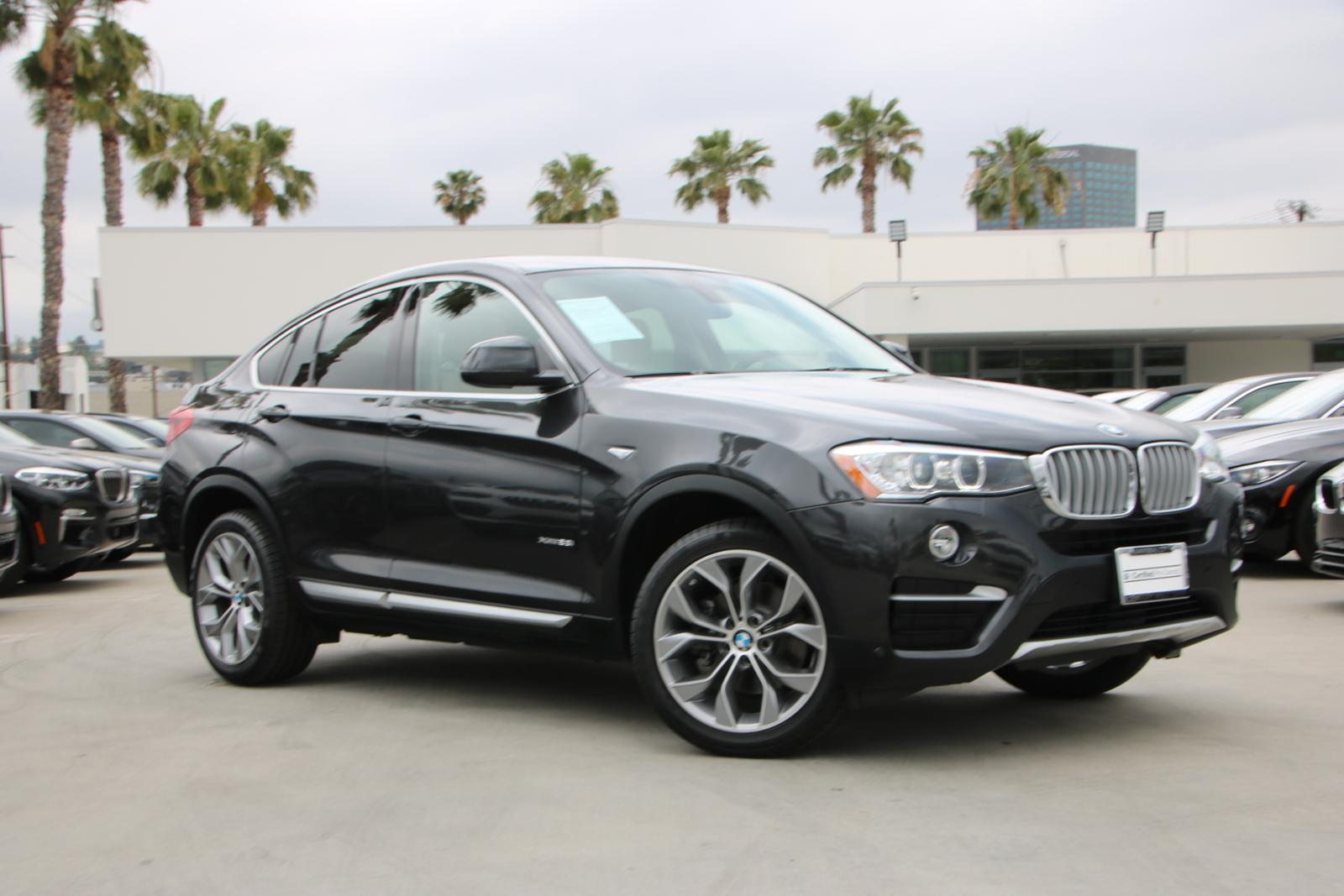 Bmw Pre Owned >> Certified Pre Owned 2016 Bmw X4 Xdrive28i Awd 4dr Xdrive28i In North