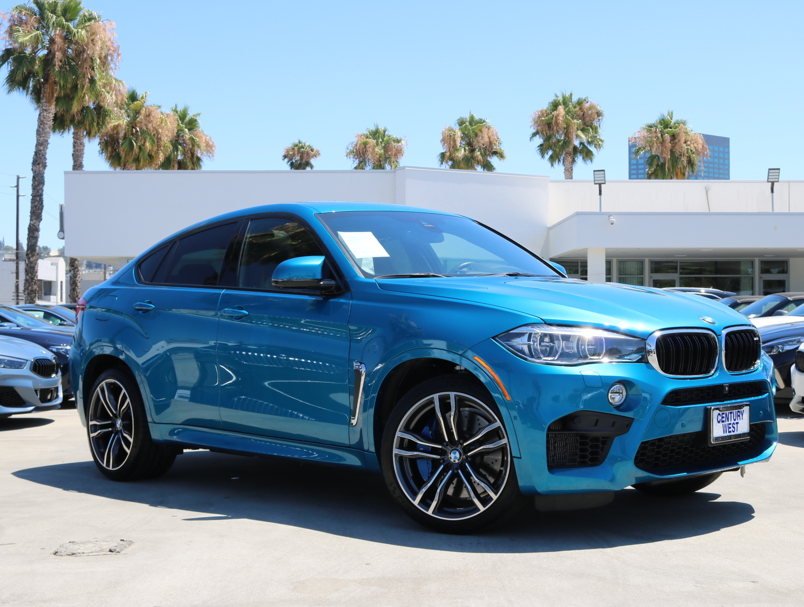 Pre-Owned 2018 BMW X6 M