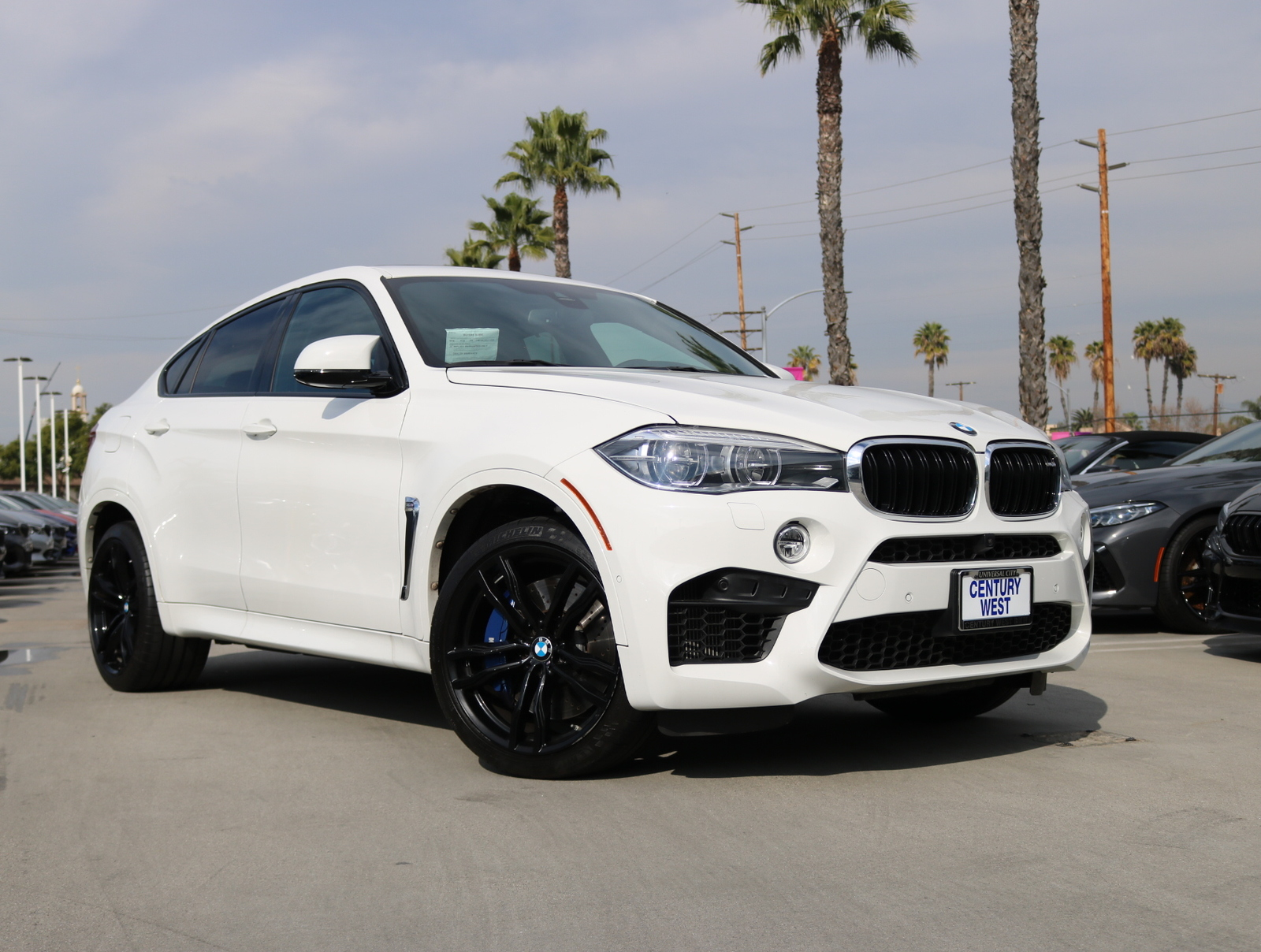 Pre-Owned 2018 BMW X6 M Sport Utility 4D