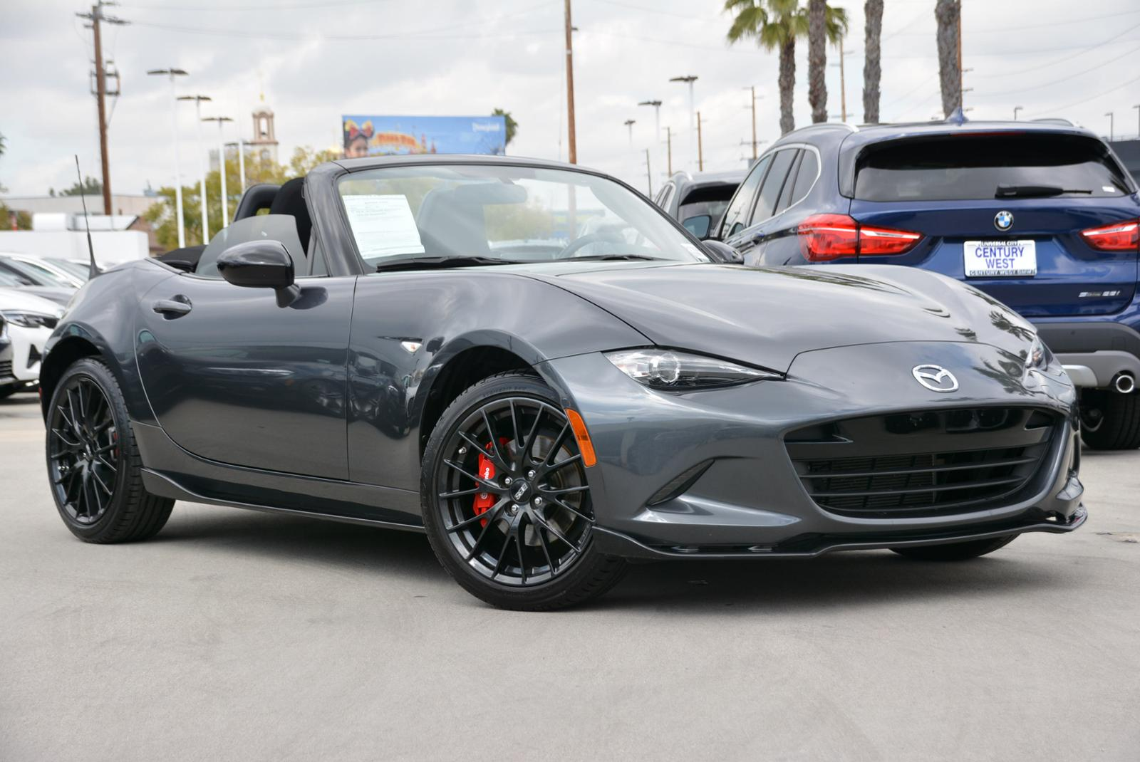 Pre Owned 2017 Mazda Mx 5 Miata Club