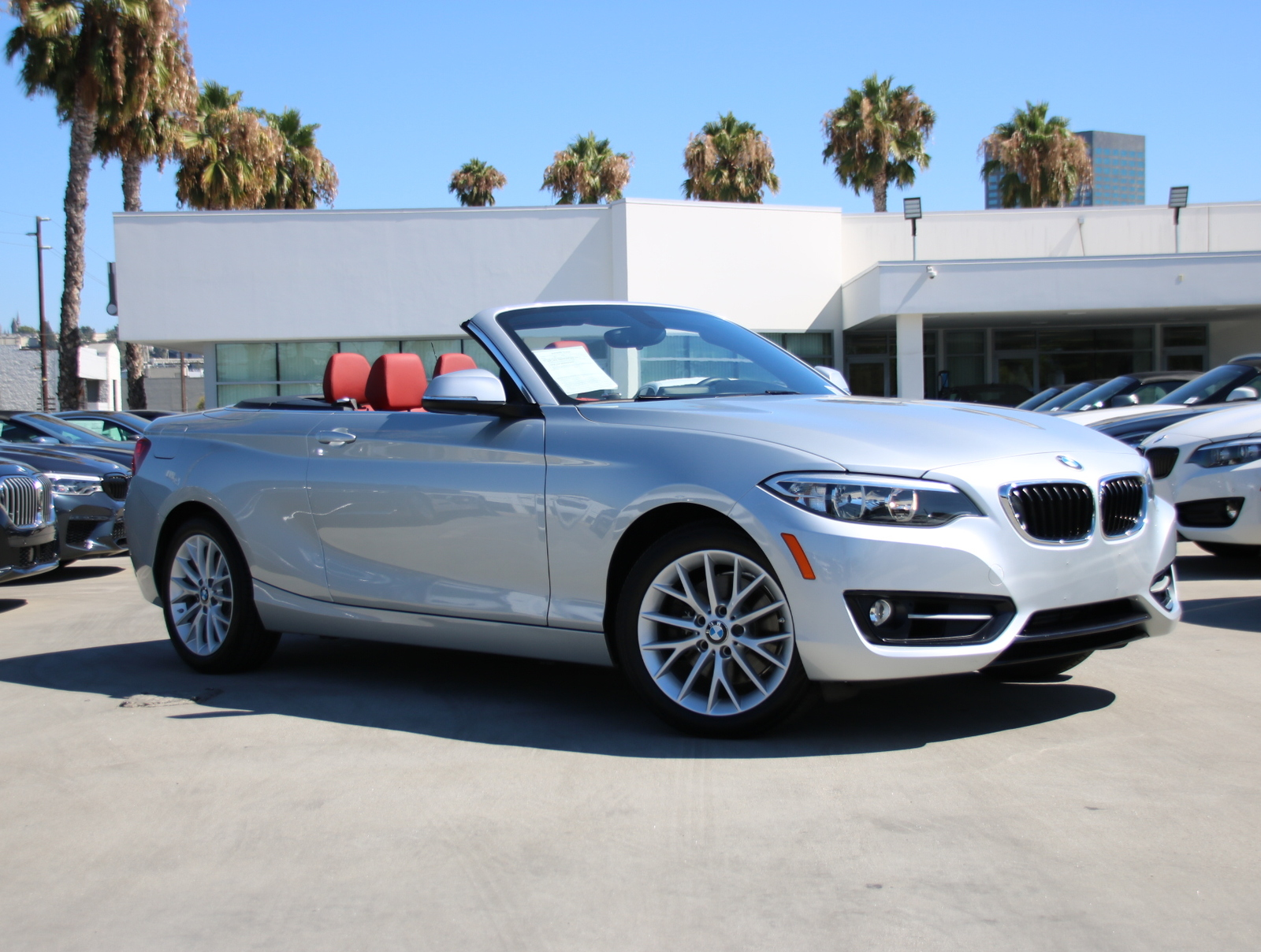 Certified Pre-Owned 2016 BMW 2 Series 228i Convertible 2D