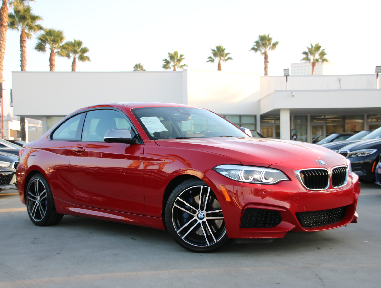 Pre-Owned 2018 BMW 2 Series M240i Coupe 2D