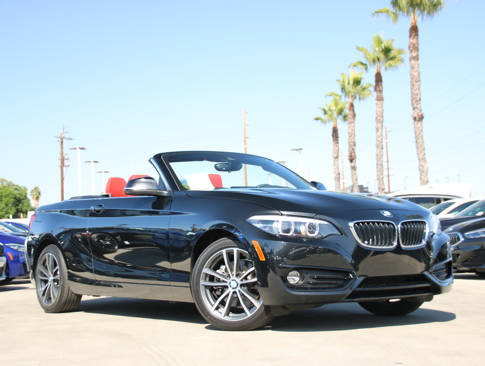 Pre-Owned 2018 BMW 2 Series 230i Convertible 2D