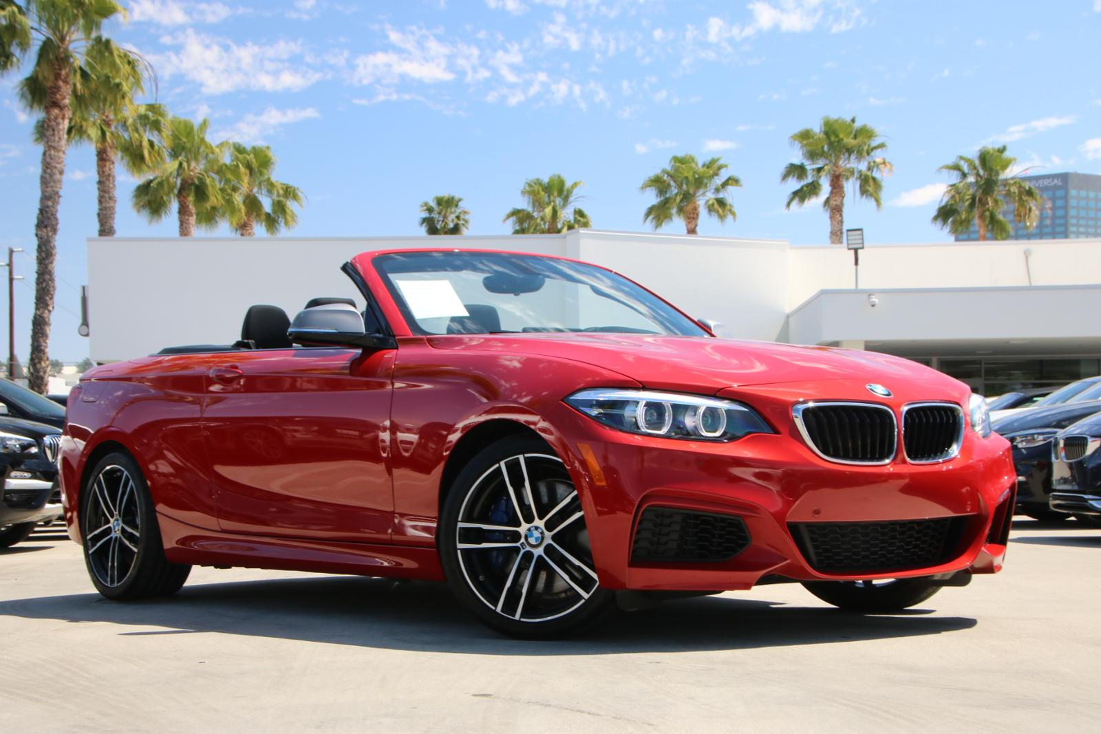 Pre Owned 2018 Bmw 2 Series M240i