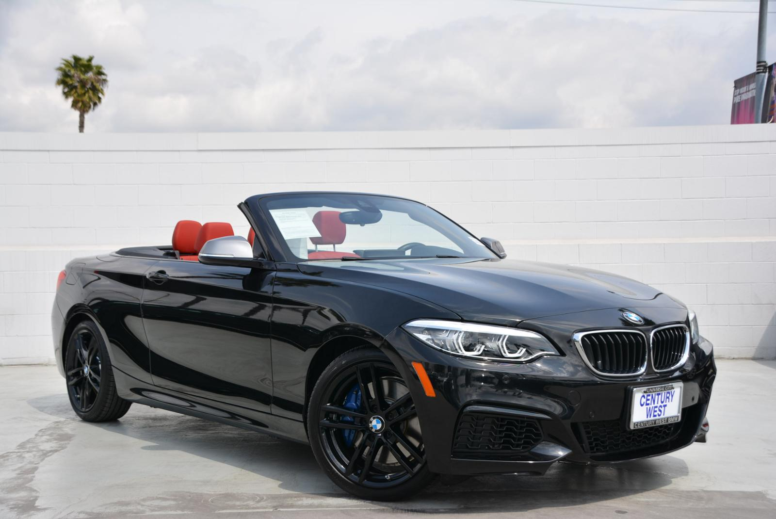 Bmw Pre Owned >> Pre Owned 2018 Bmw 2 Series M240i Xdrive M240i Xdrive Convertible In
