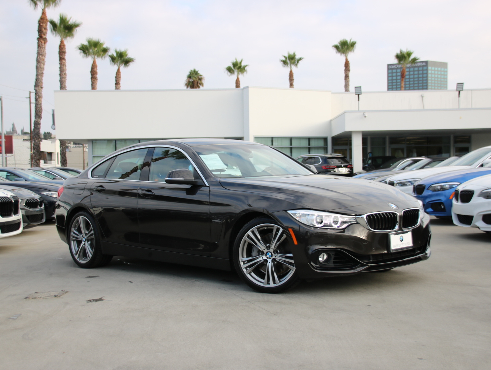 Certified Pre-Owned 2017 BMW 4 Series 440i Gran Coupe 4D