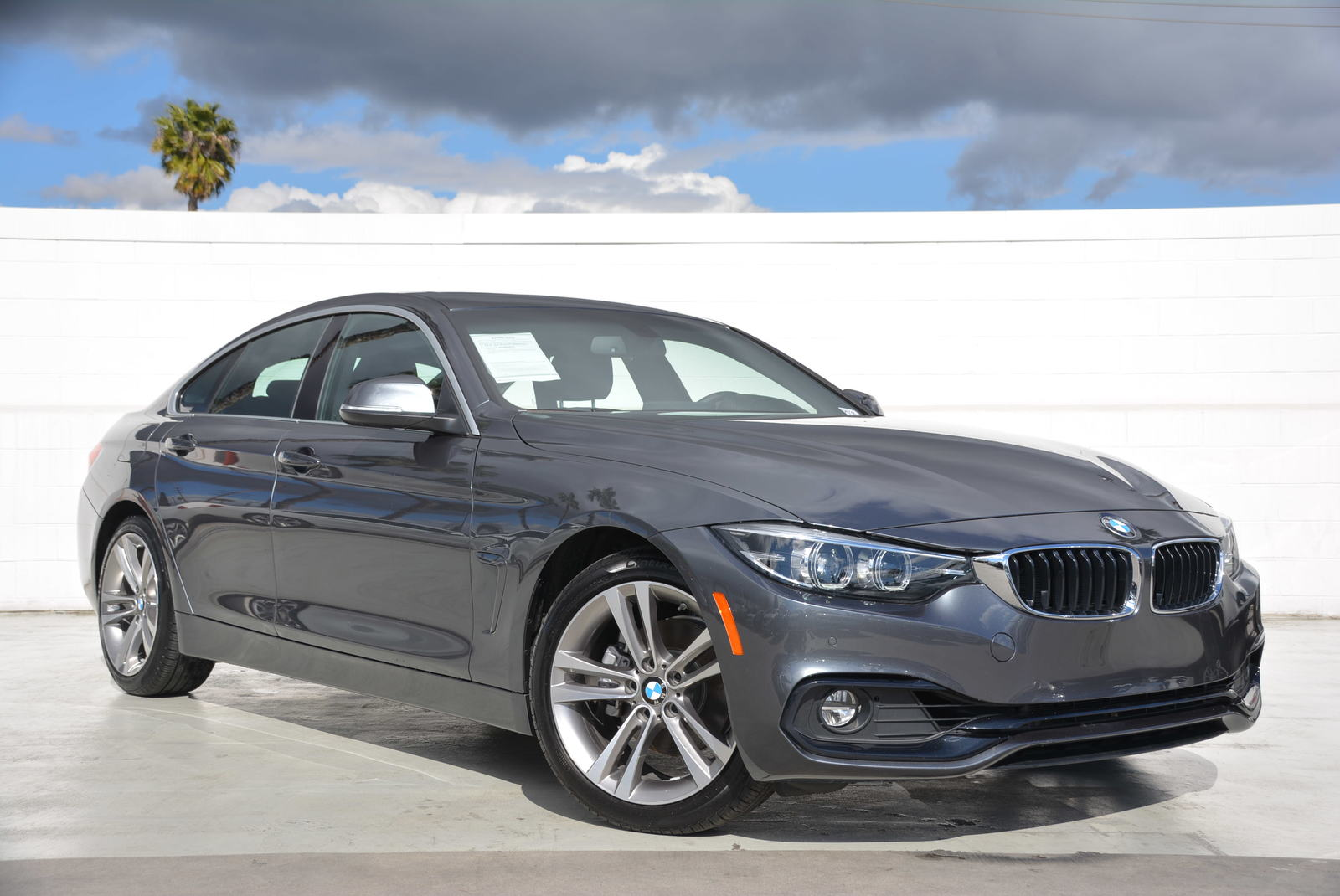 Pre Owned 2019 Bmw 4 Series 430i Rear Wheel Drive 430i Gran Coupe