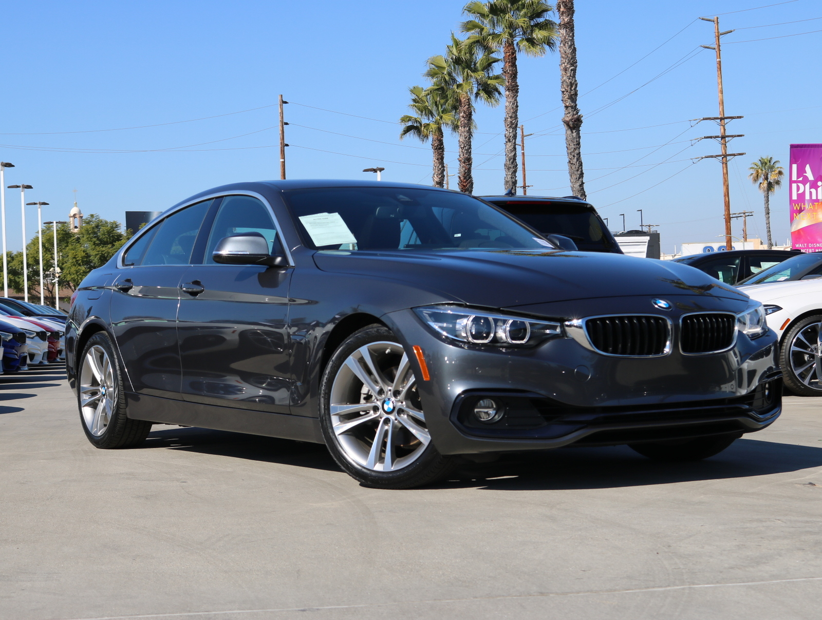 Pre-Owned 2019 BMW 4 Series 430i Gran Coupe Sedan 4D