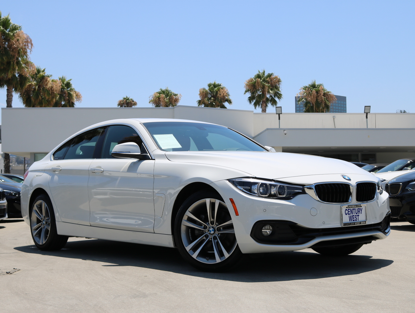 Pre Owned 2019 Bmw 4 Series 430i Xdrive All Wheel Drive 430i Xdrive Gran Coupe