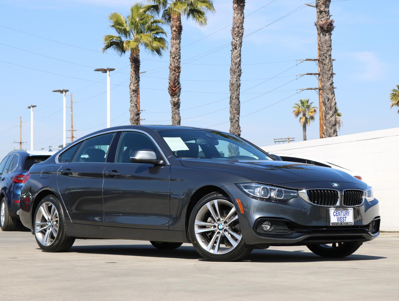 Pre-Owned 2019 BMW 4 Series 430i xDrive Gran Coupe Sedan 4D
