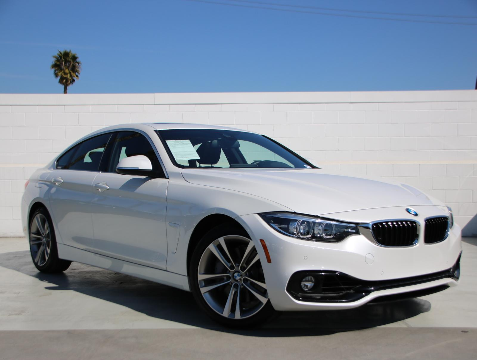 Pre-Owned 2019 BMW 4 Series 440i Rear Wheel Drive 440i Gran Coupe