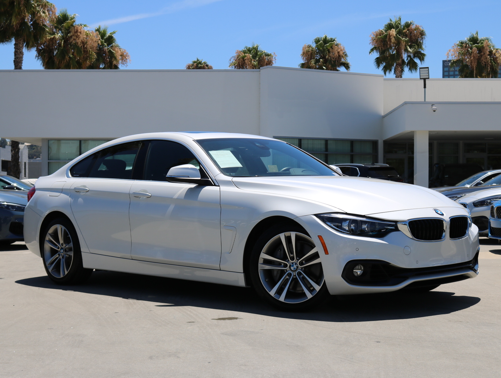 Pre Owned 2019 Bmw 4 Series 440i Rear Wheel Drive