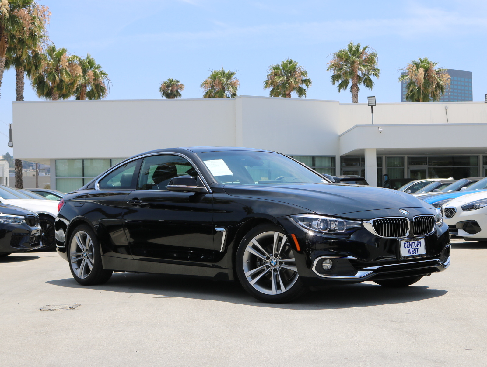 Pre Owned 2019 Bmw 4 Series 430i Rear Wheel Drive 430i Coupe