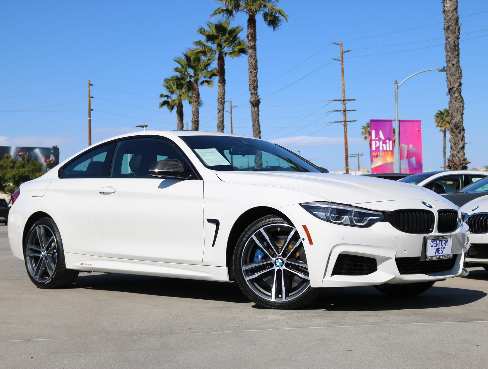 Pre-Owned 2019 BMW 4 Series 440i xDrive Coupe 2D AWD