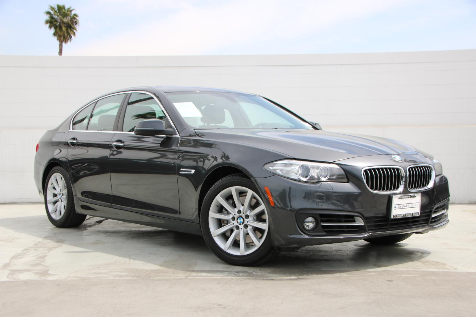 Bmw Pre Owned >> Certified Pre Owned 2015 Bmw 5 Series 535i 4dr Sdn 535i Rwd In North