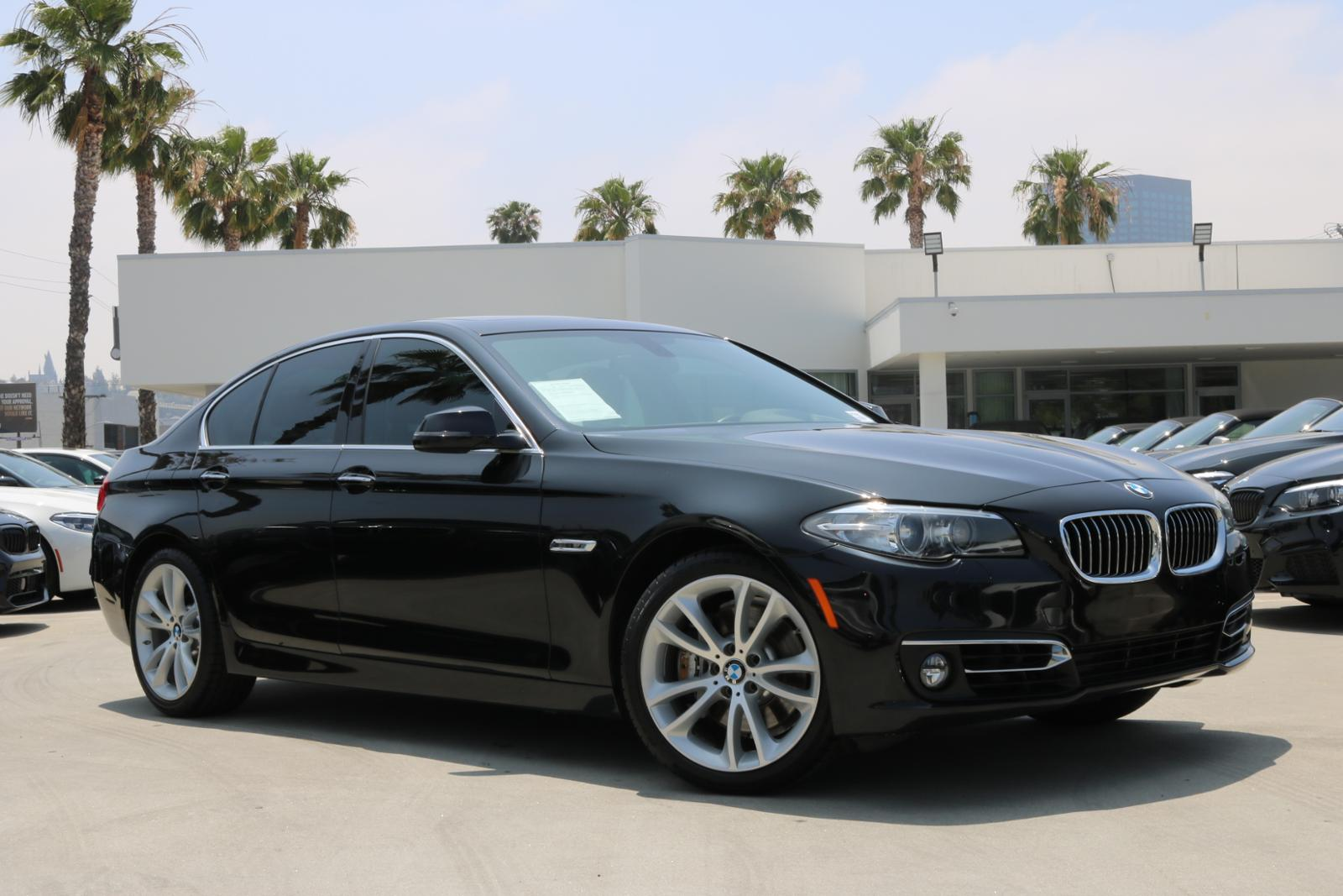 Certified Pre-Owned 2016 BMW 5 Series 535i Sedan 4D