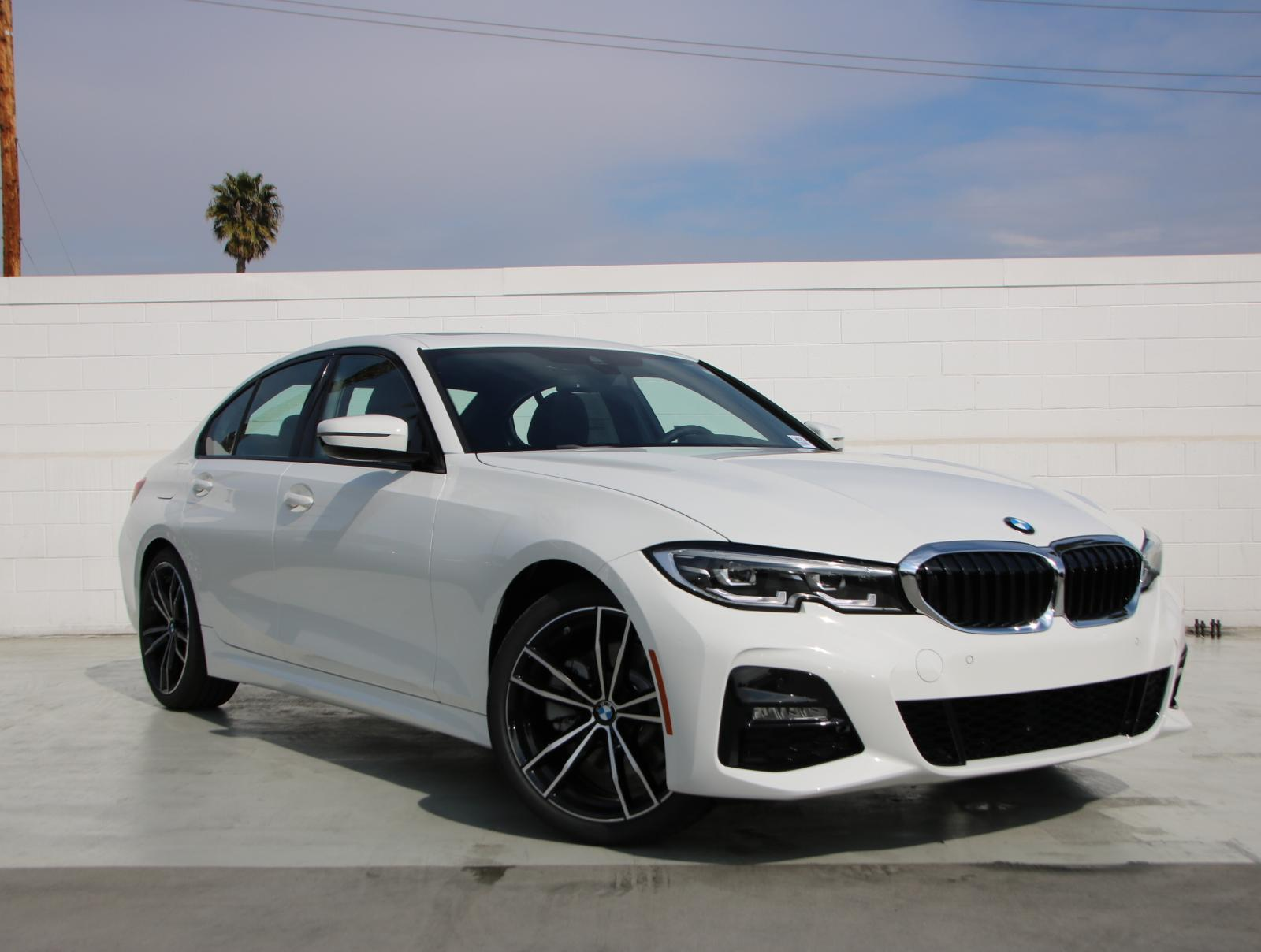 New 2019 Bmw 3 Series 330i Rwd 4dr Car