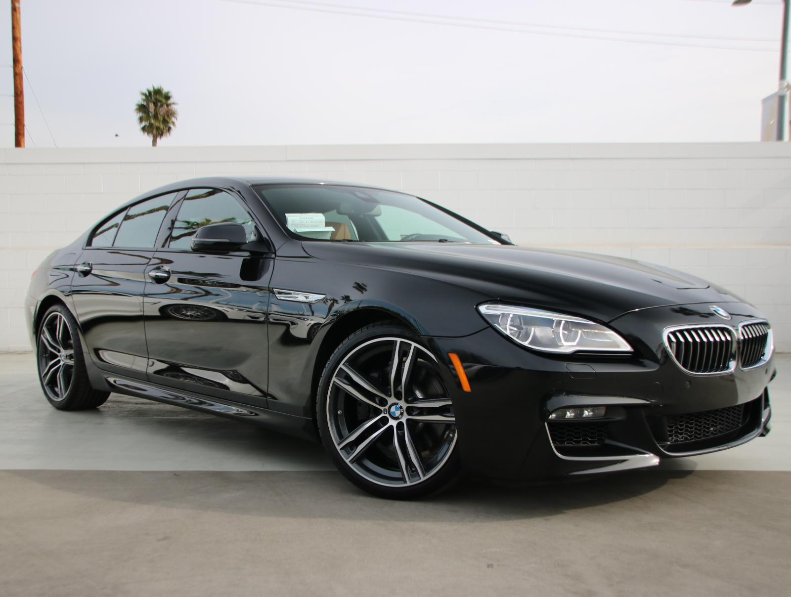 Pre-Owned 2019 BMW 6 Series 640i Rear Wheel Drive 640i Gran Coupe