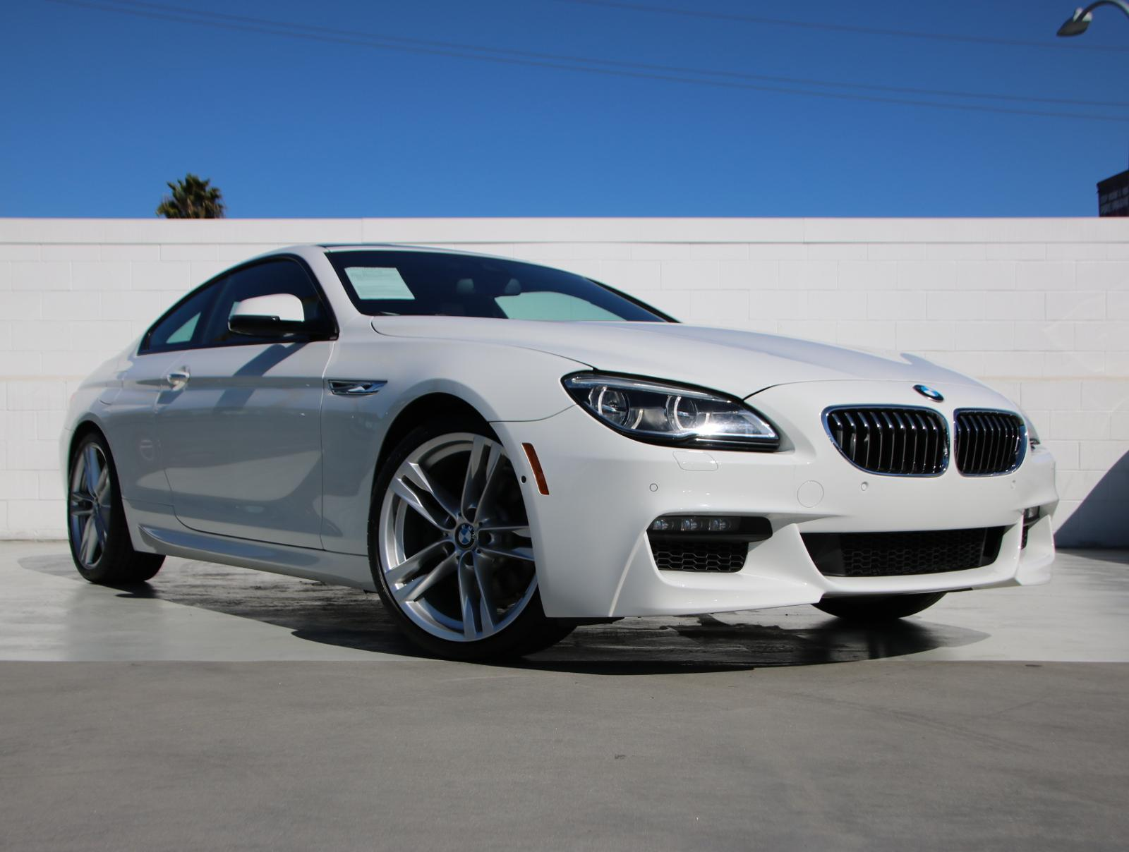 Certified Pre Owned 2016 Bmw 6 Series 640i