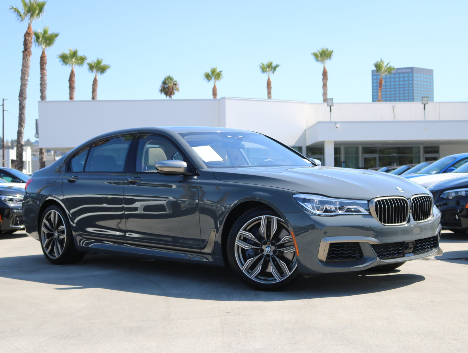 Certified Pre-Owned 2018 BMW 7 Series M760i xDrive