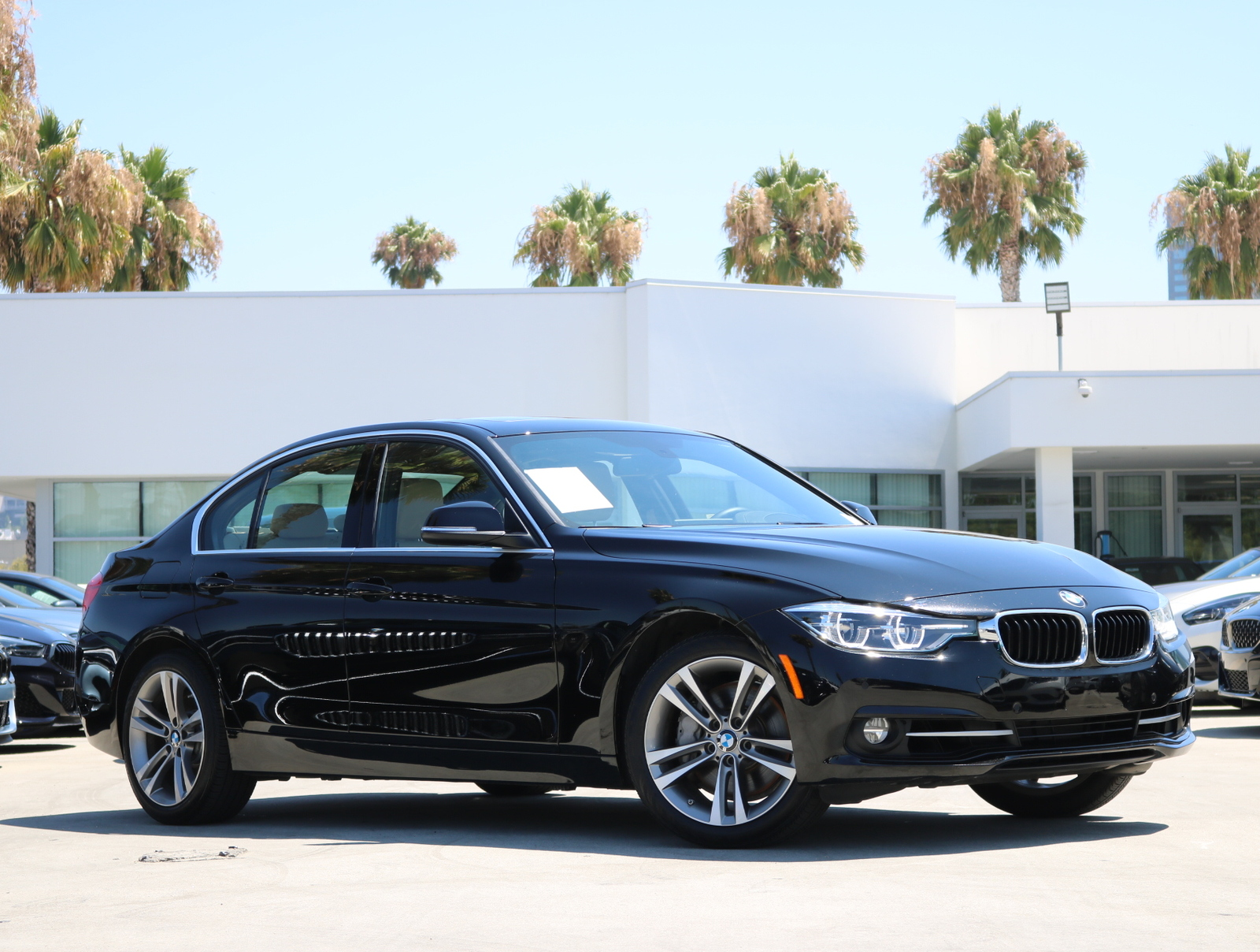 Pre-Owned 2018 BMW 3 Series 340i Sedan 4D