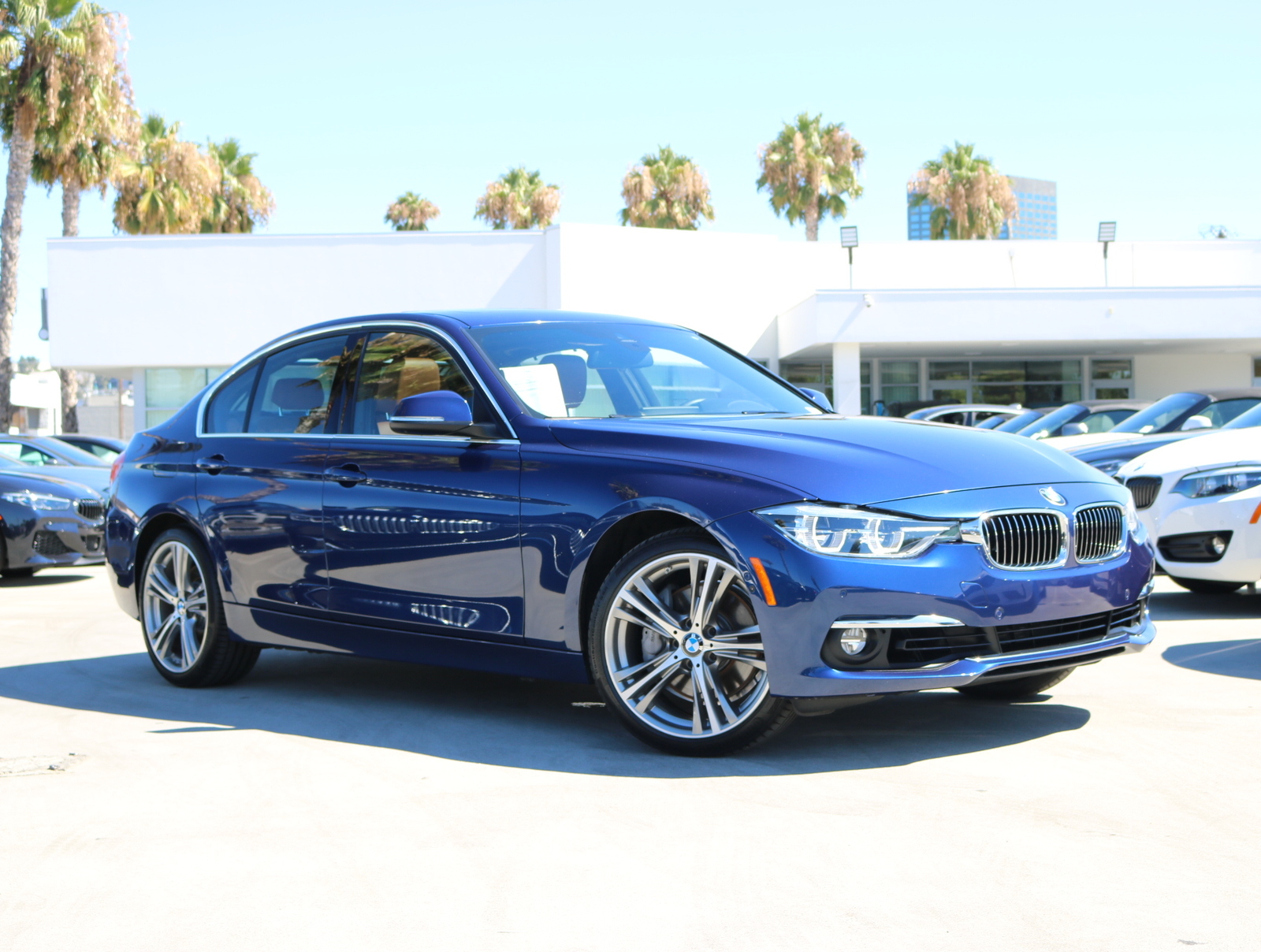 Certified Pre-Owned 2016 BMW 3 Series 340i