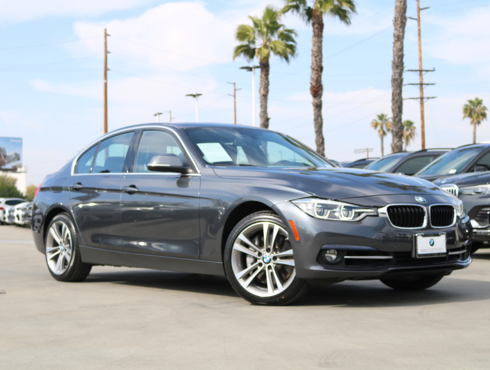 Certified Pre-Owned 2016 BMW 3 Series 340i xDrive Sedan 4D
