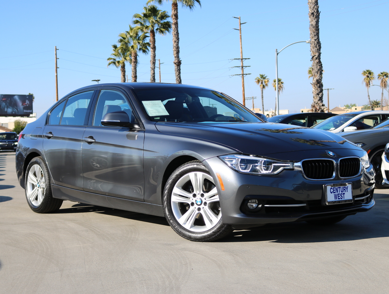 Pre-Owned 2016 BMW 3 Series 328i Sedan 4D