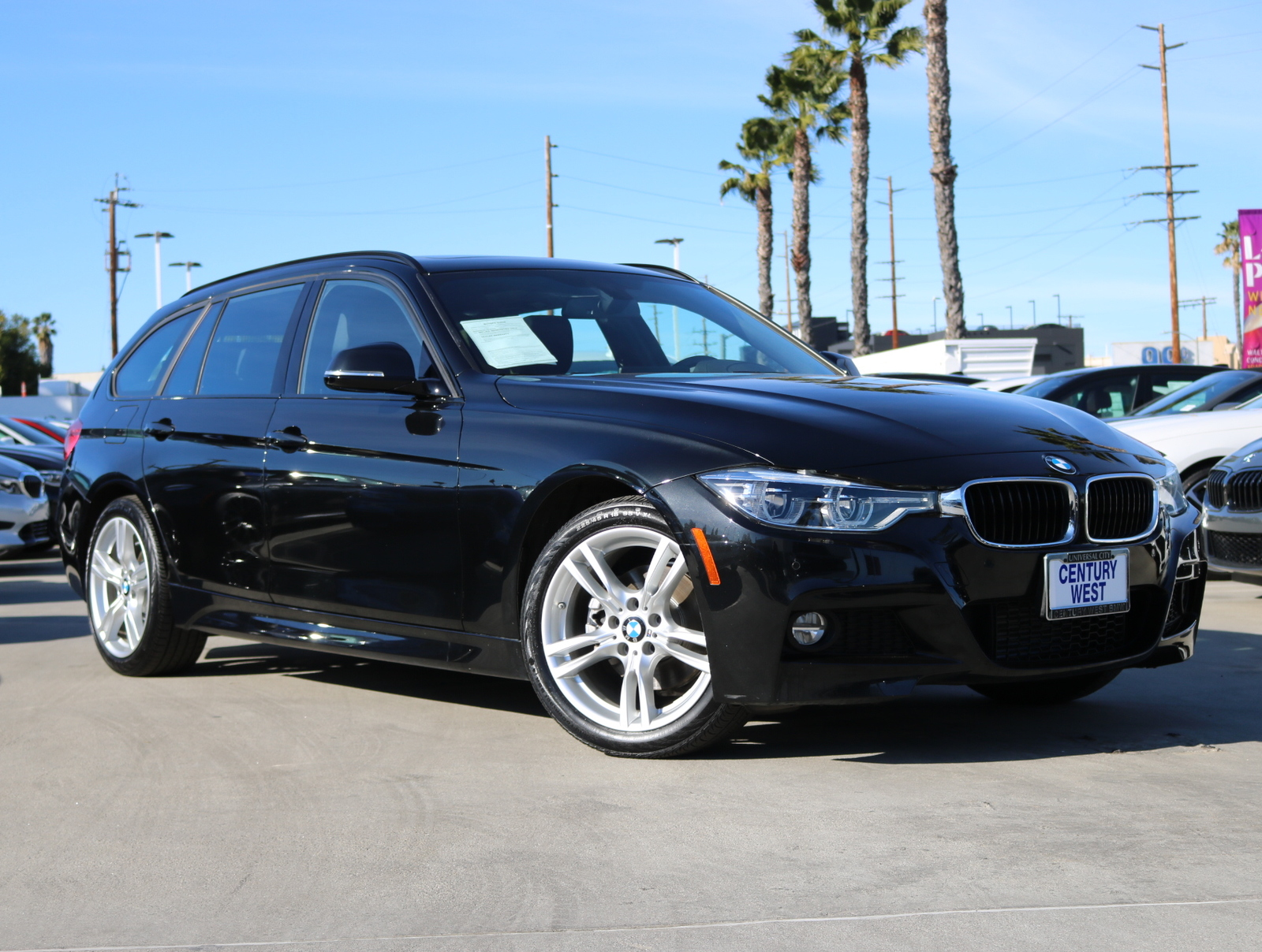 Pre-Owned 2018 BMW 3 Series 328d xDrive Sport Wagon 4D