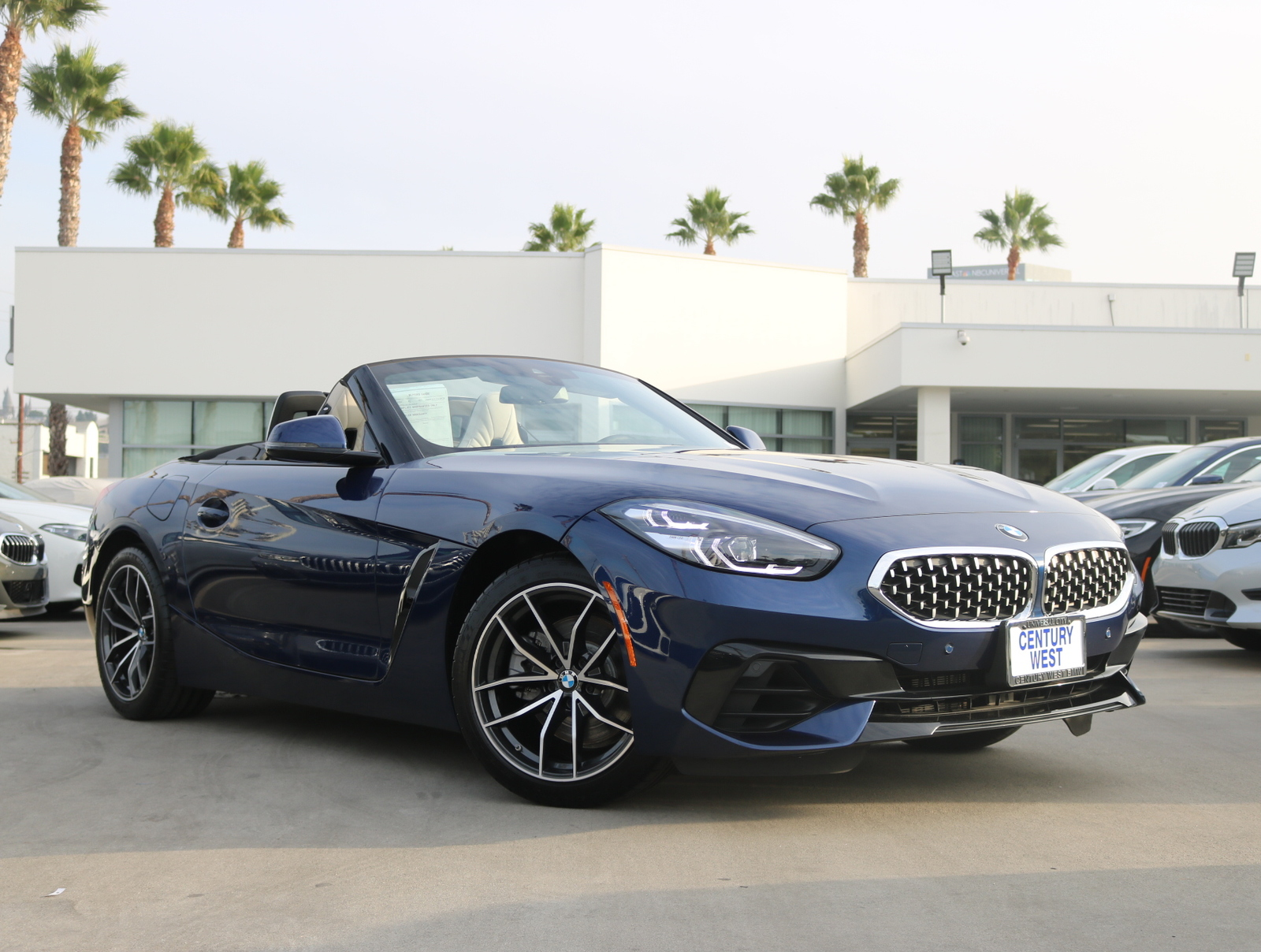Pre-Owned 2019 BMW Z4 sDrive30i Roadster 2D