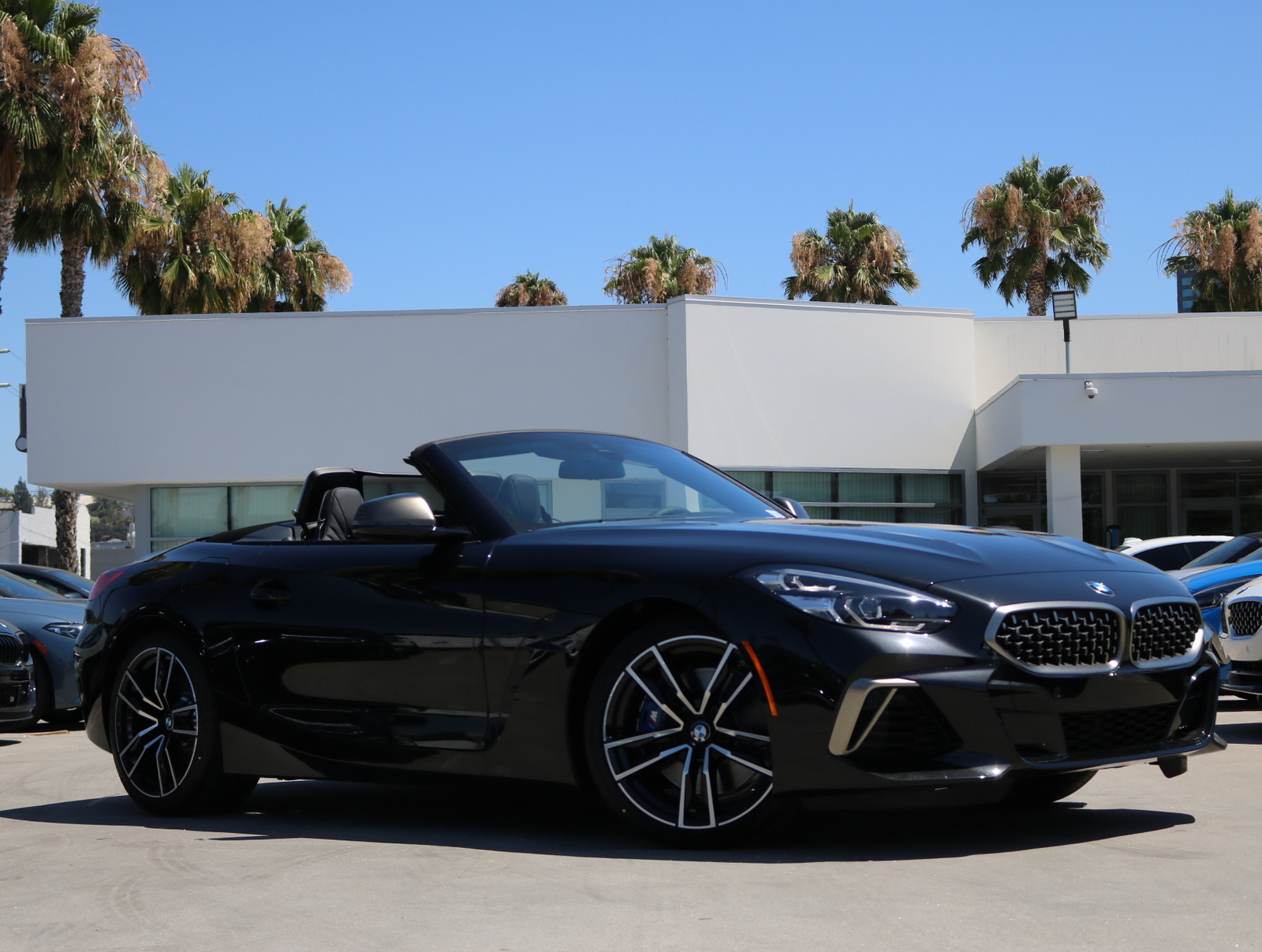 New 2020 Bmw Z4 M40i 2dr Car In North Hollywood 20065 Century