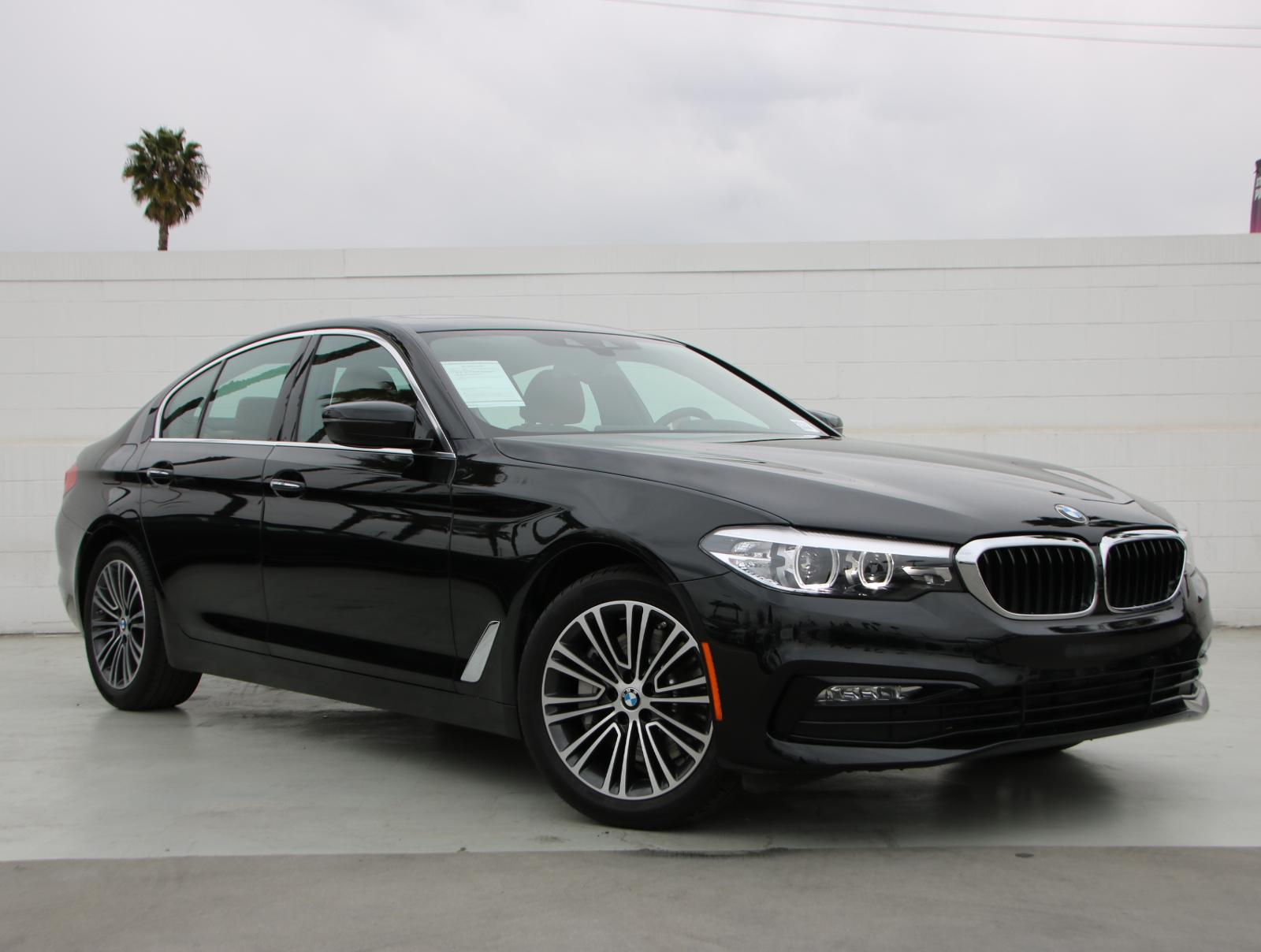 Bmw Pre Owned >> Pre Owned 2018 Bmw 5 Series 530i 530i Sedan In North Hollywood